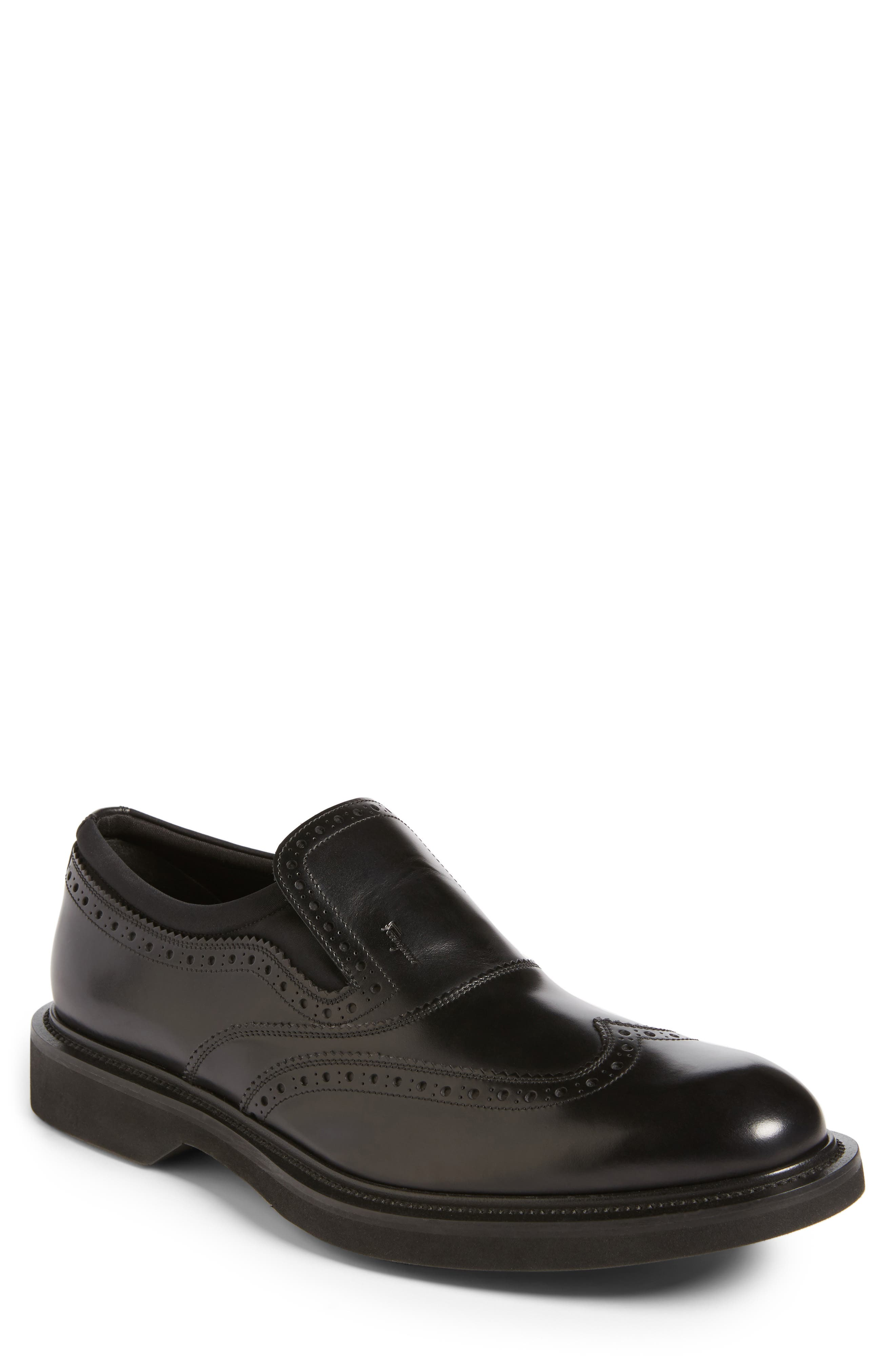Salvatore Ferragamo Dowling Venetian Loafer (Men)