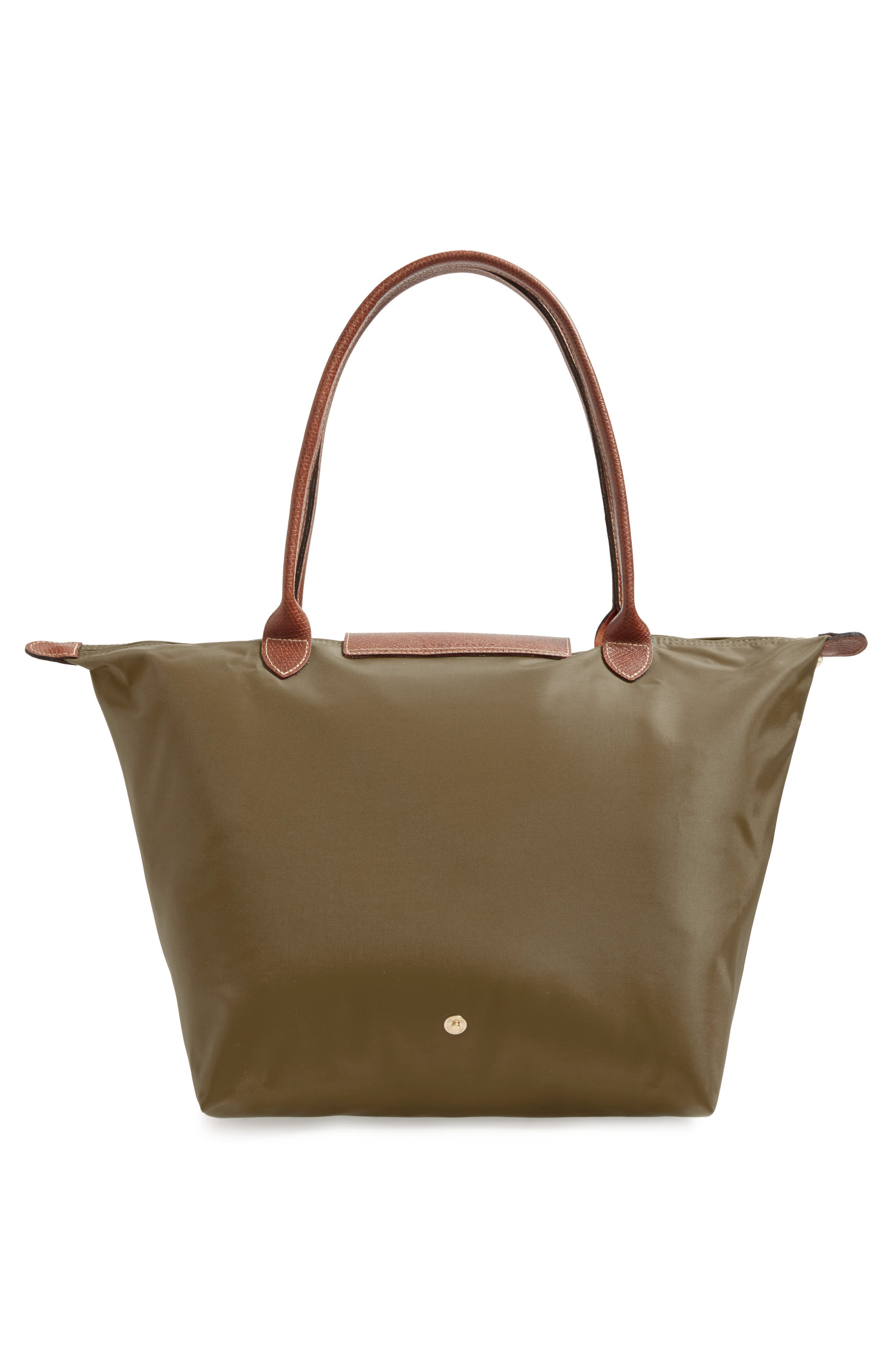 'Large Le Pliage' Tote,                             Alternate thumbnail 2, color,                             New Khaki