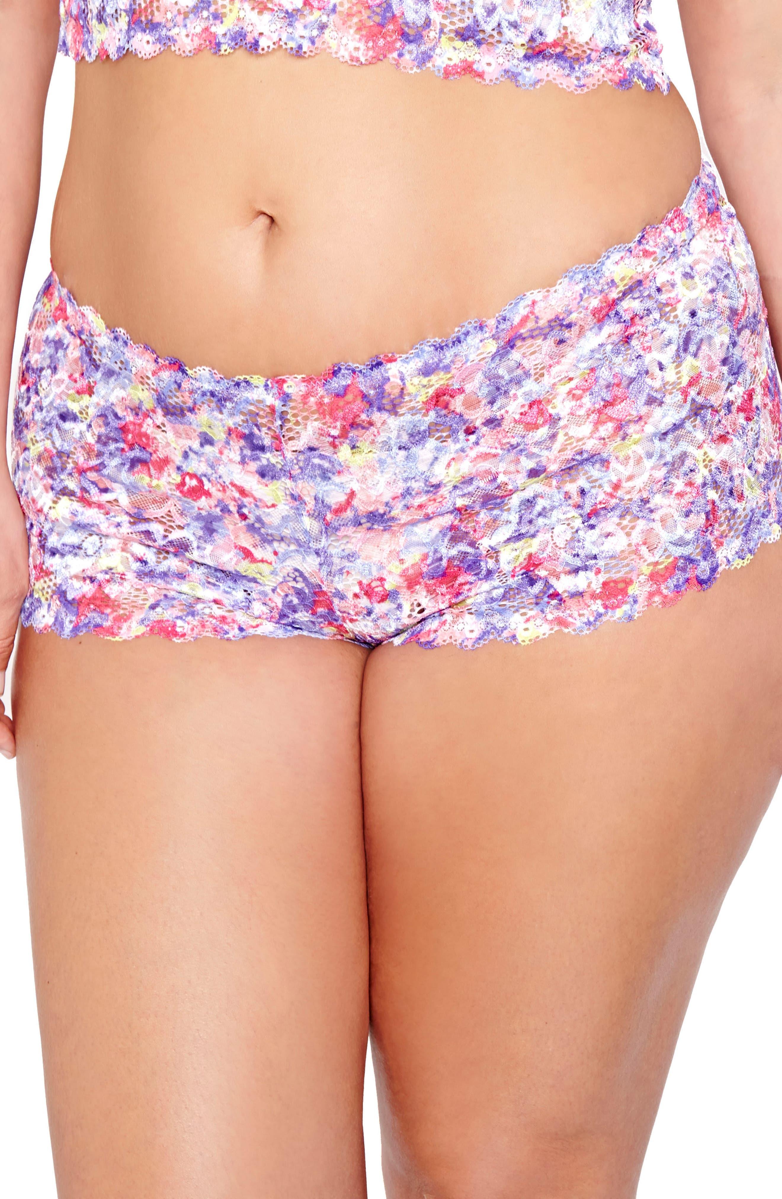 Déesse Lingerie by Addition Elle Nouveau Delights Panties (Plus Size)