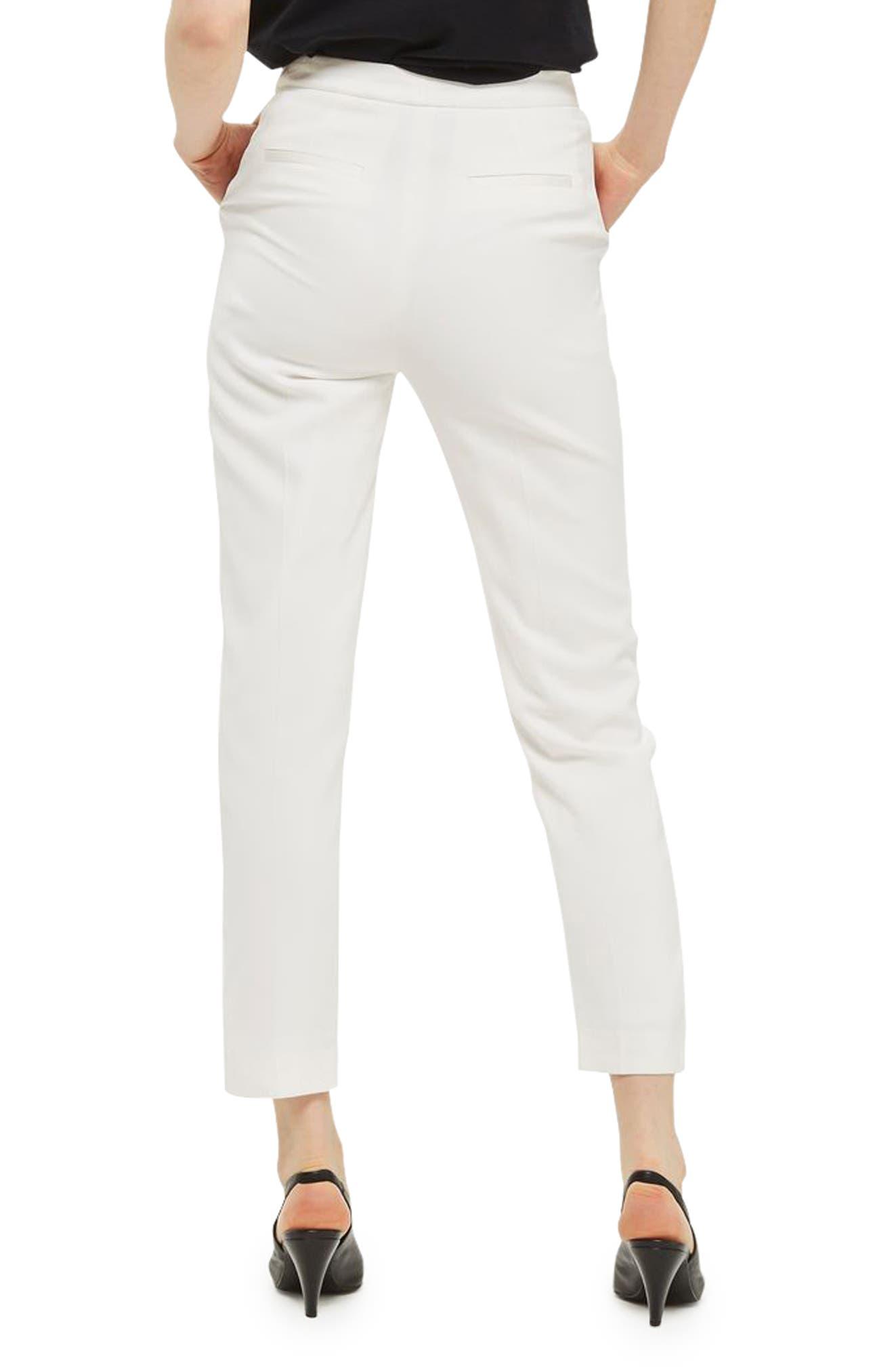 Alternate Image 2  - Topshop Tux Suit Trousers