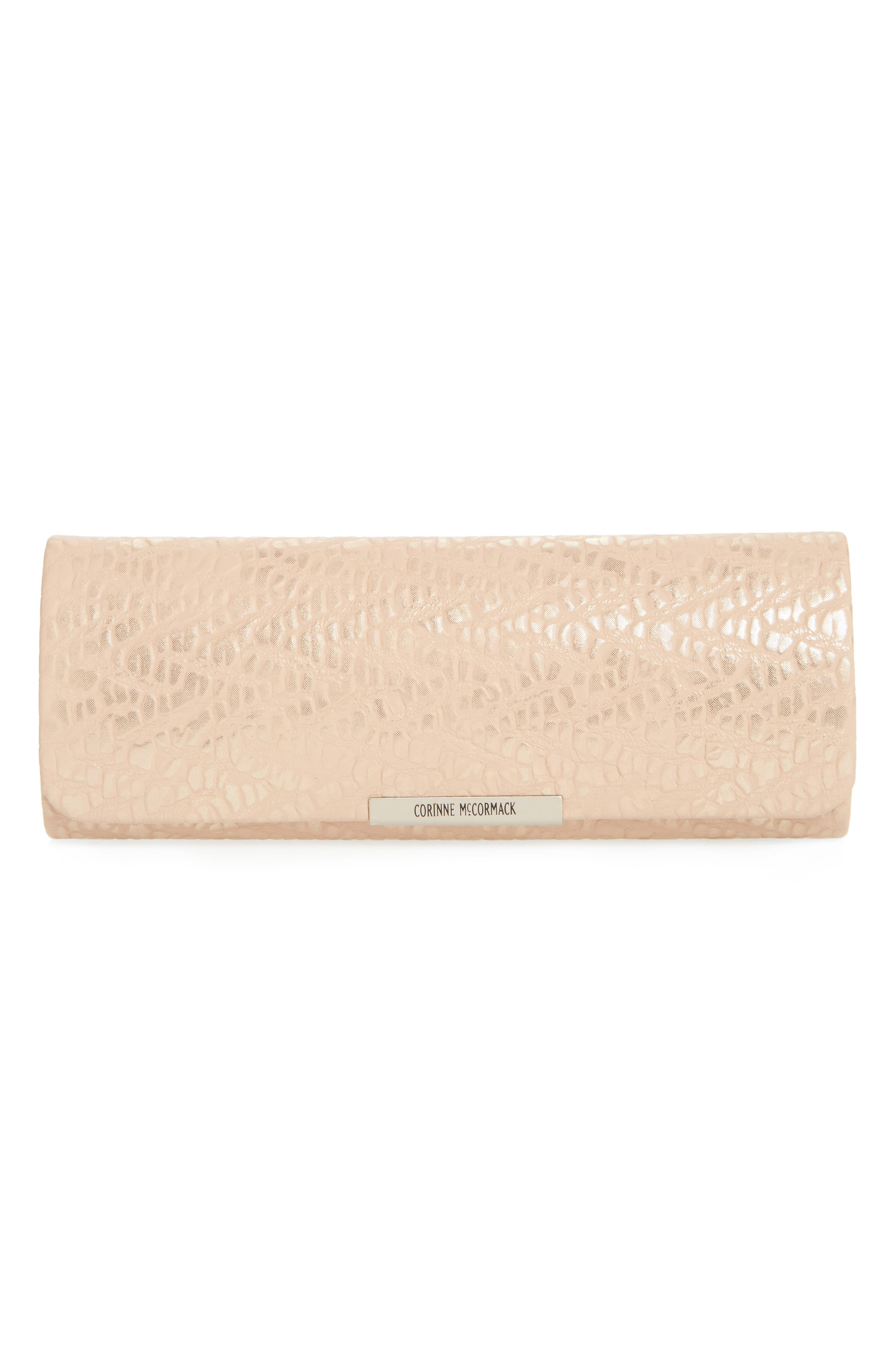 Main Image - Corinne McCormack Oval Reading Glasses Case
