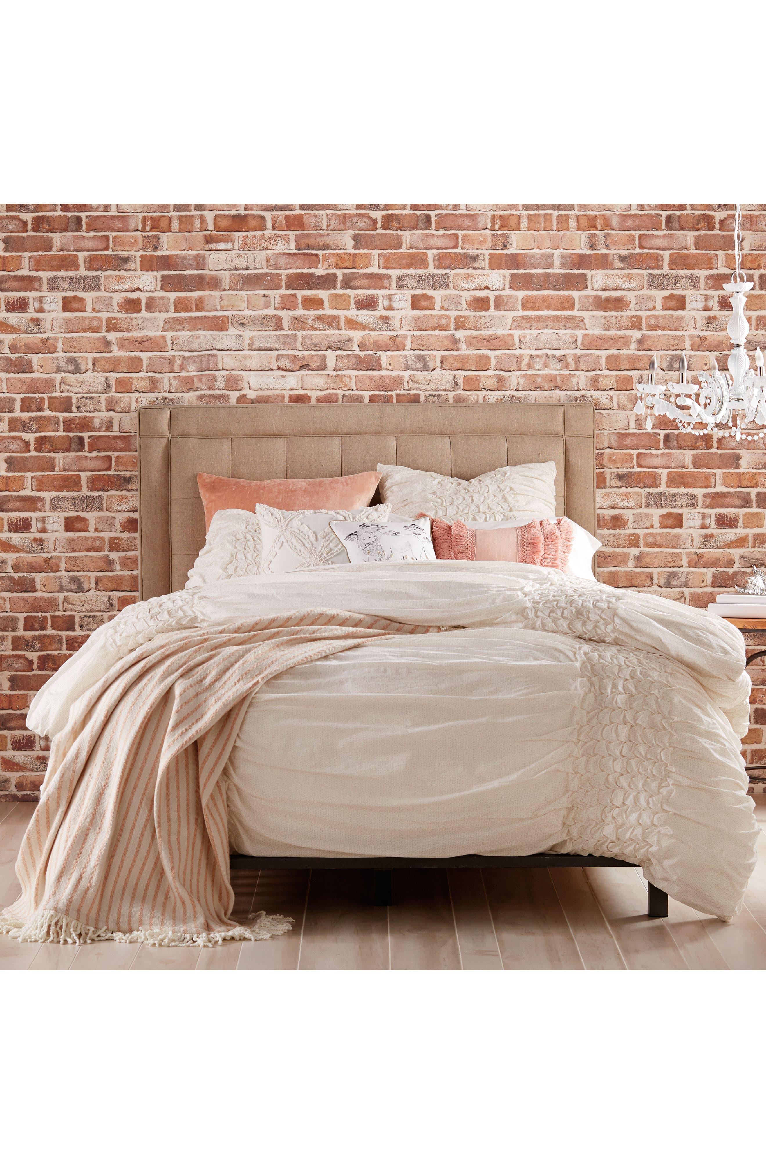 Peri Home Triangle Braid Comforter & Sham Set