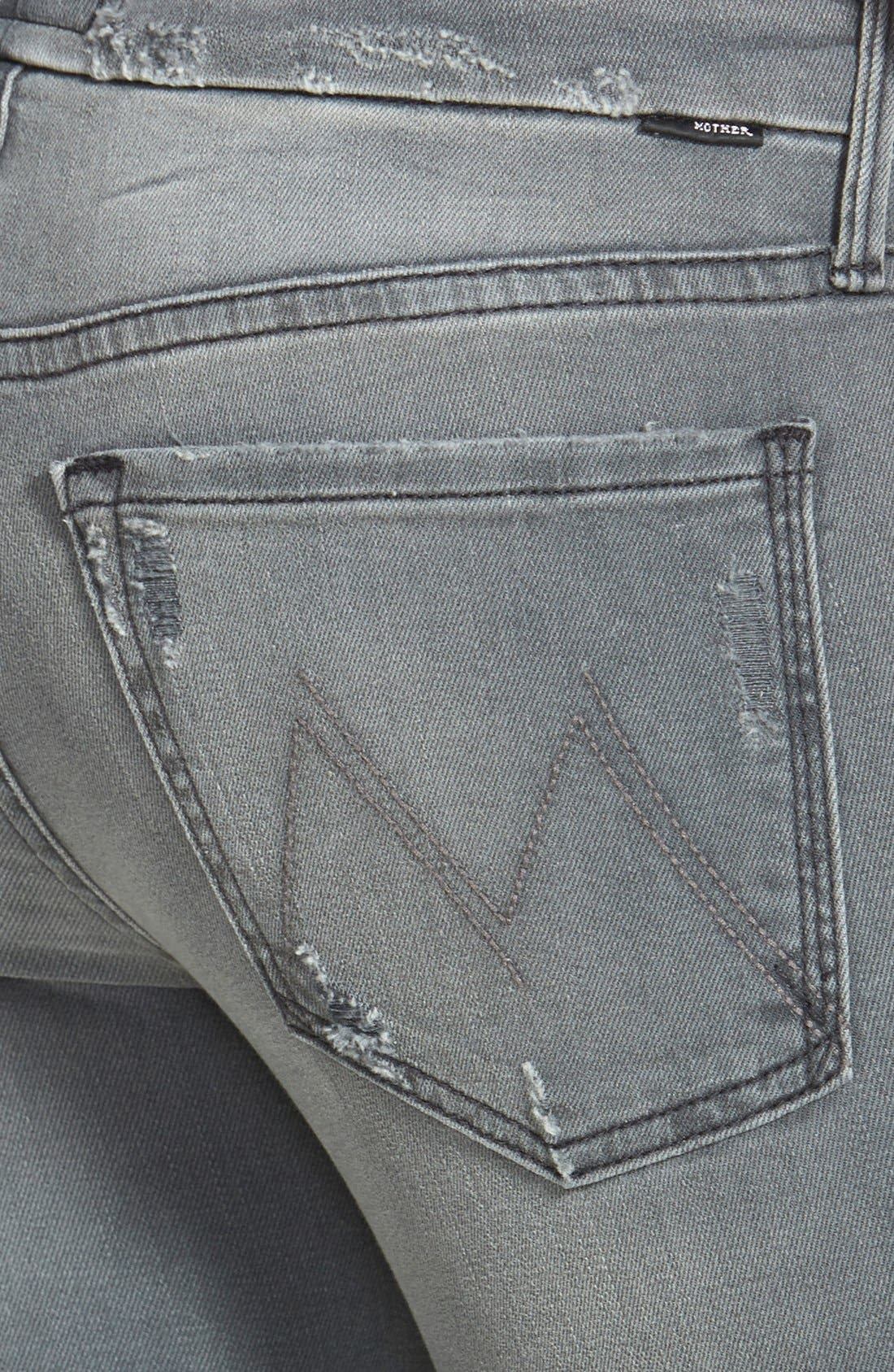 Alternate Image 3  - MOTHER Frayed Ankle Jeans (Last Chance Saloon)