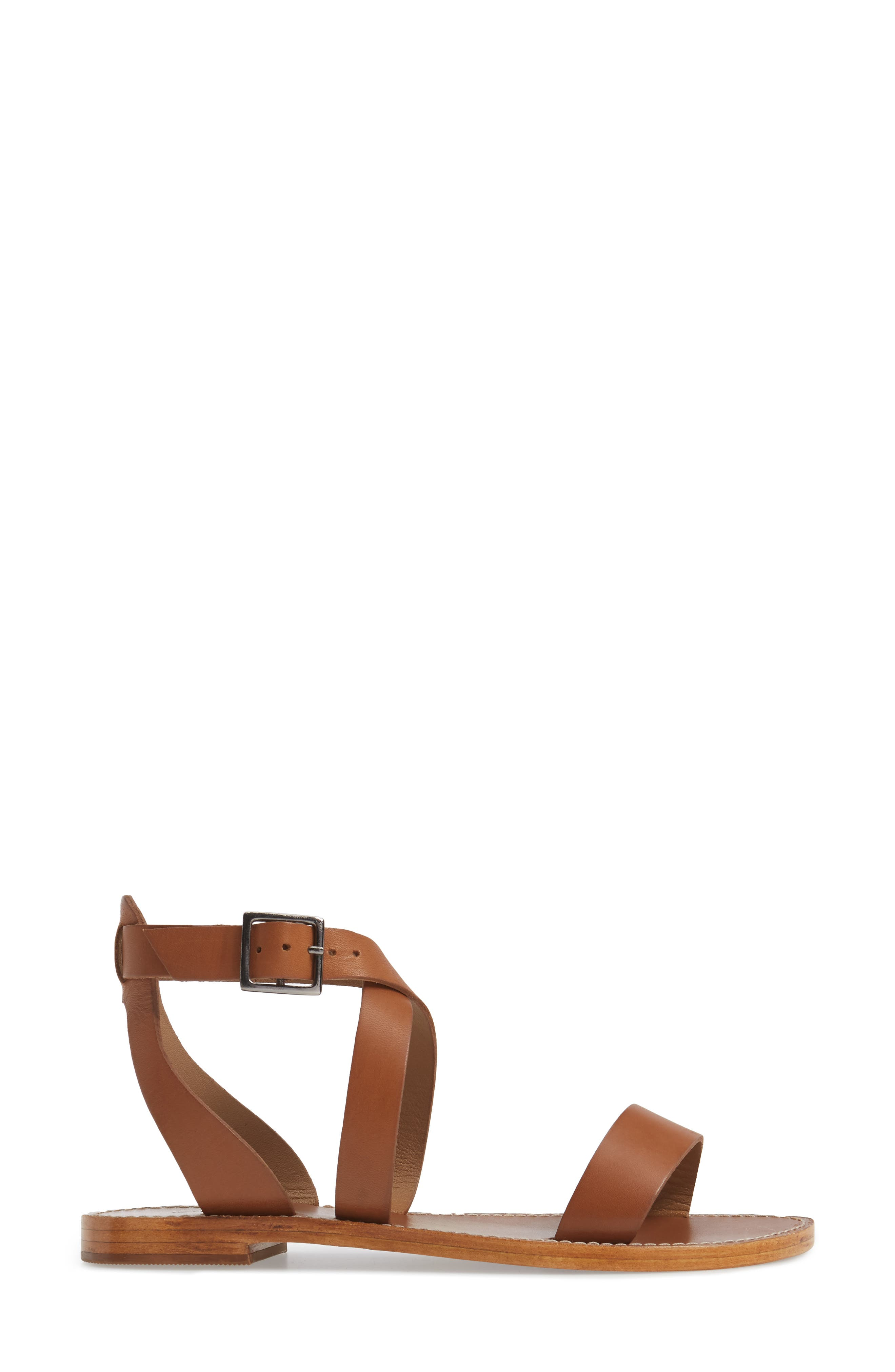 Alternate Image 3  - Tony Bianco Flo Ankle Strap Sandal (Women)