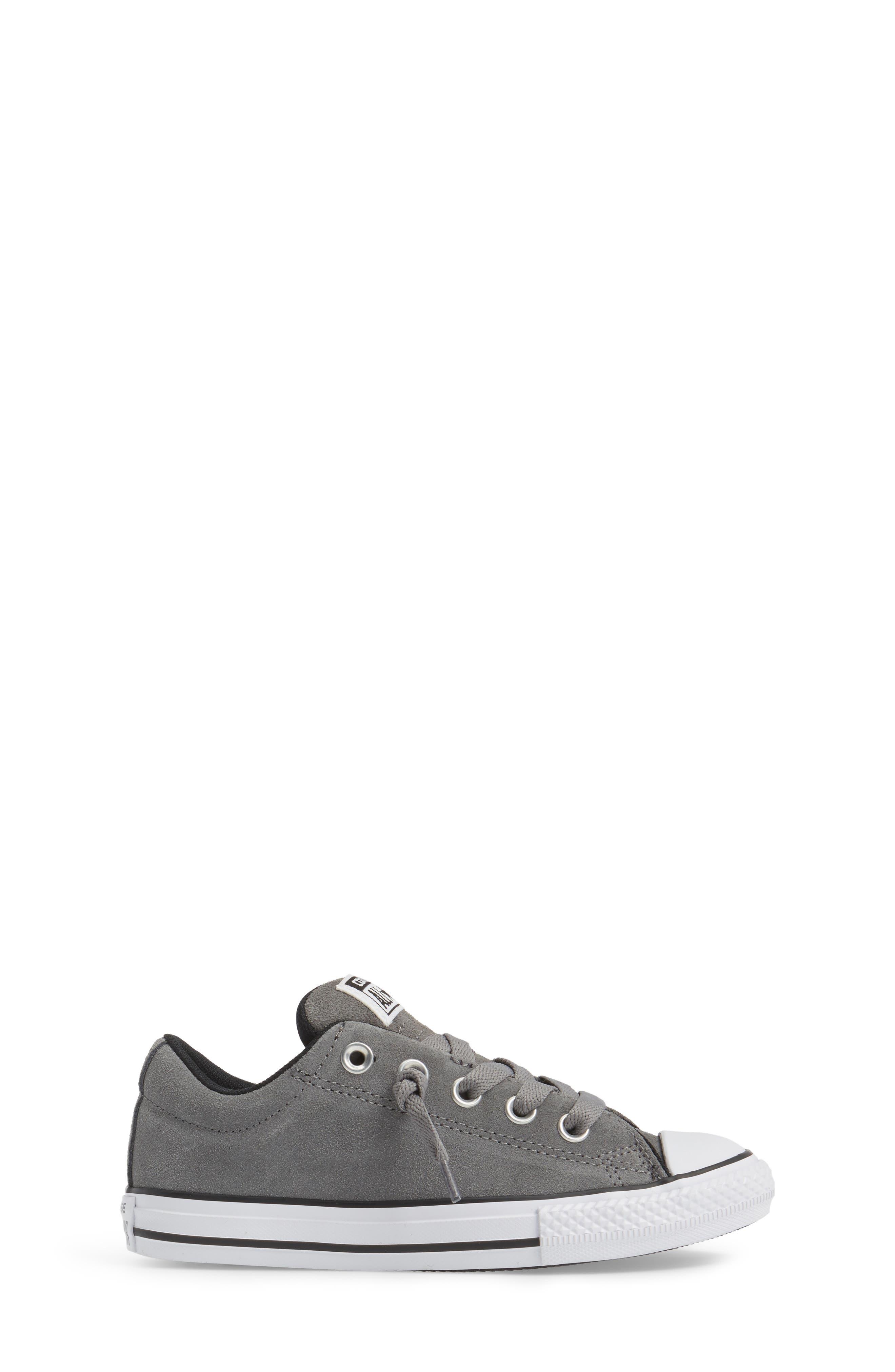 Chuck Taylor<sup>®</sup> All Star<sup>®</sup> Street Sneaker,                             Alternate thumbnail 3, color,                             Mason/ Black/ White