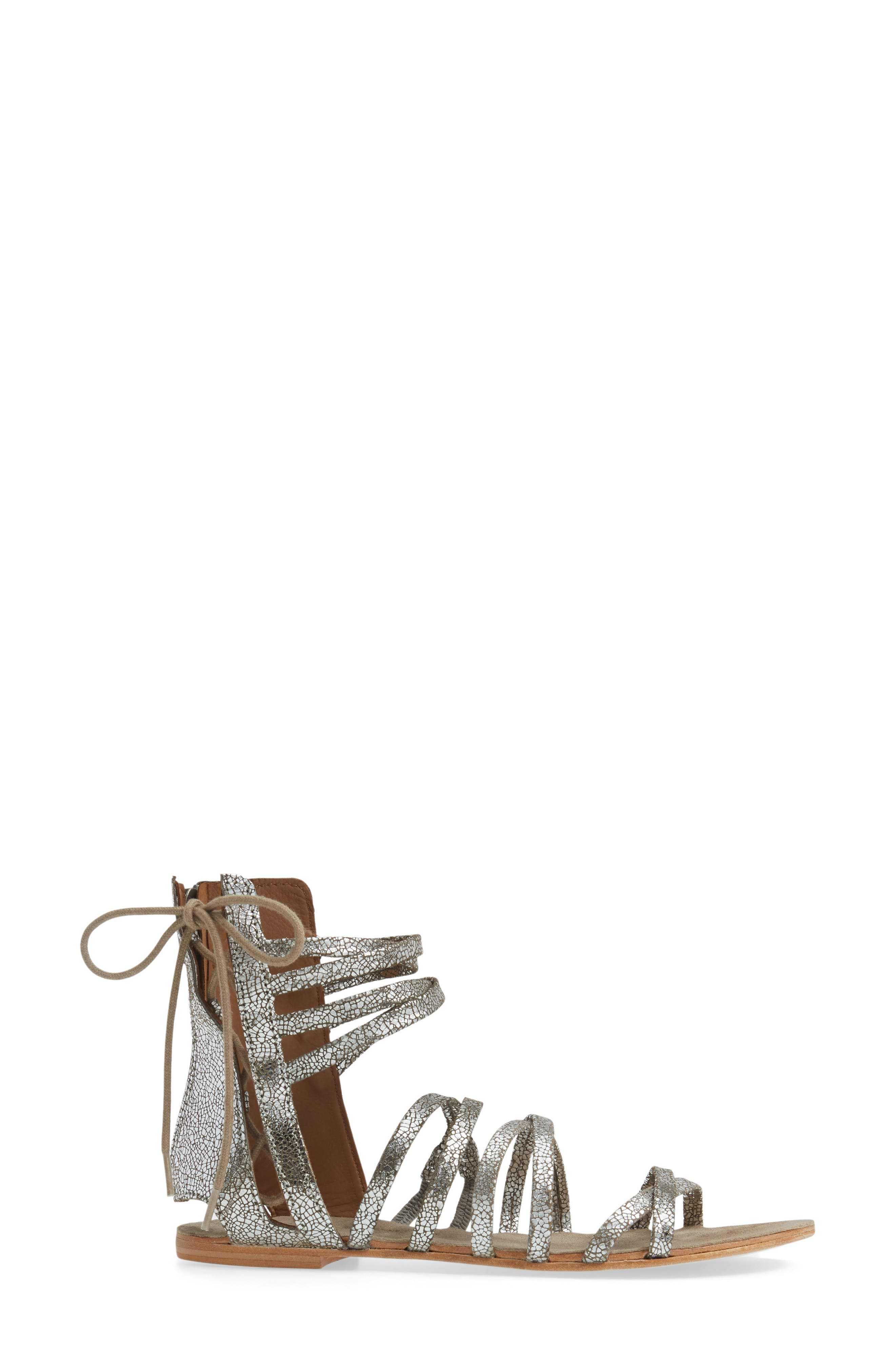 Alternate Image 3  - Free People Juliette Gladiator Sandal (Women)