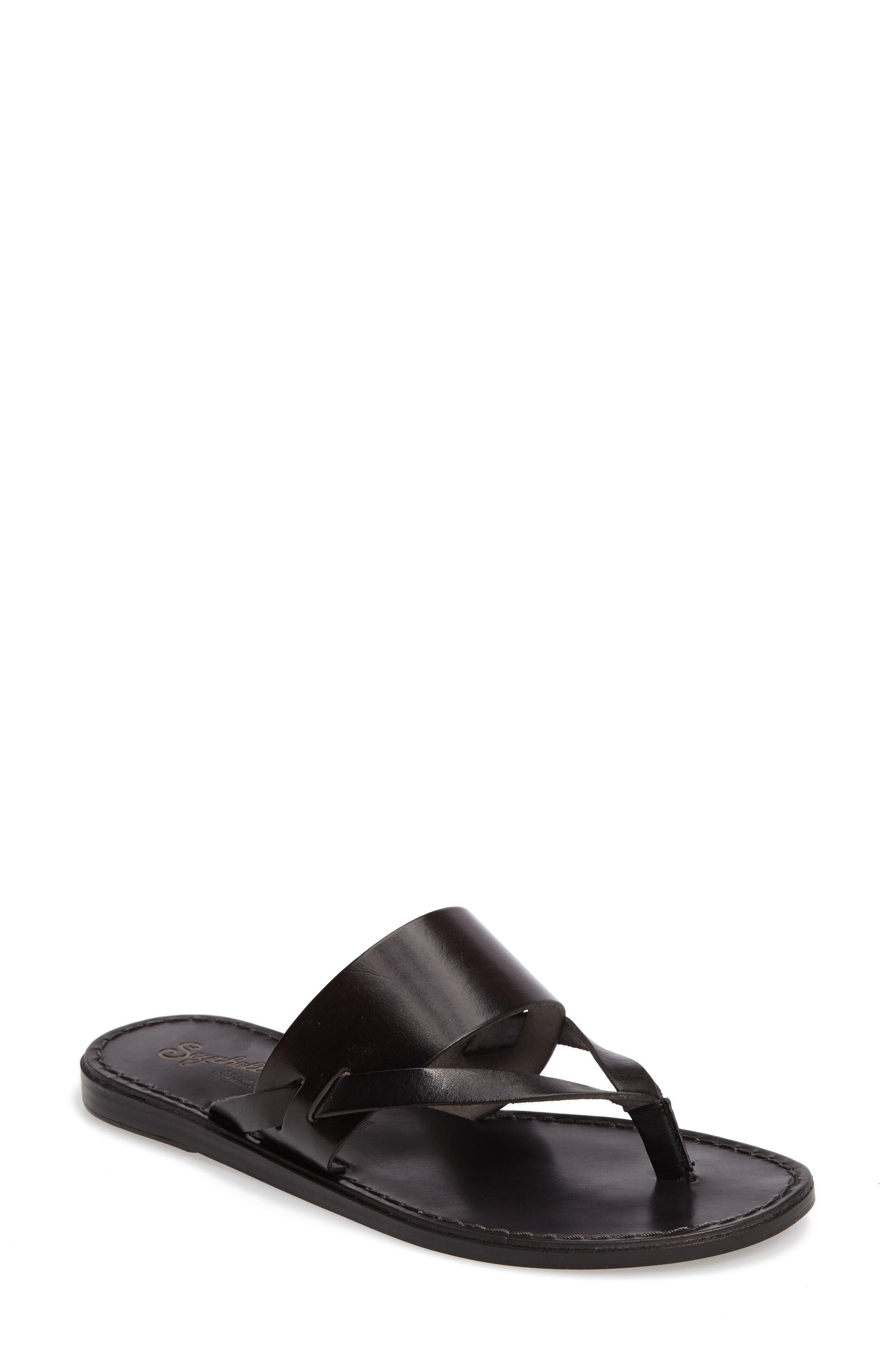 Alternate Image 1 Selected - Seychelles Mosaic Thong Sandal (Women)