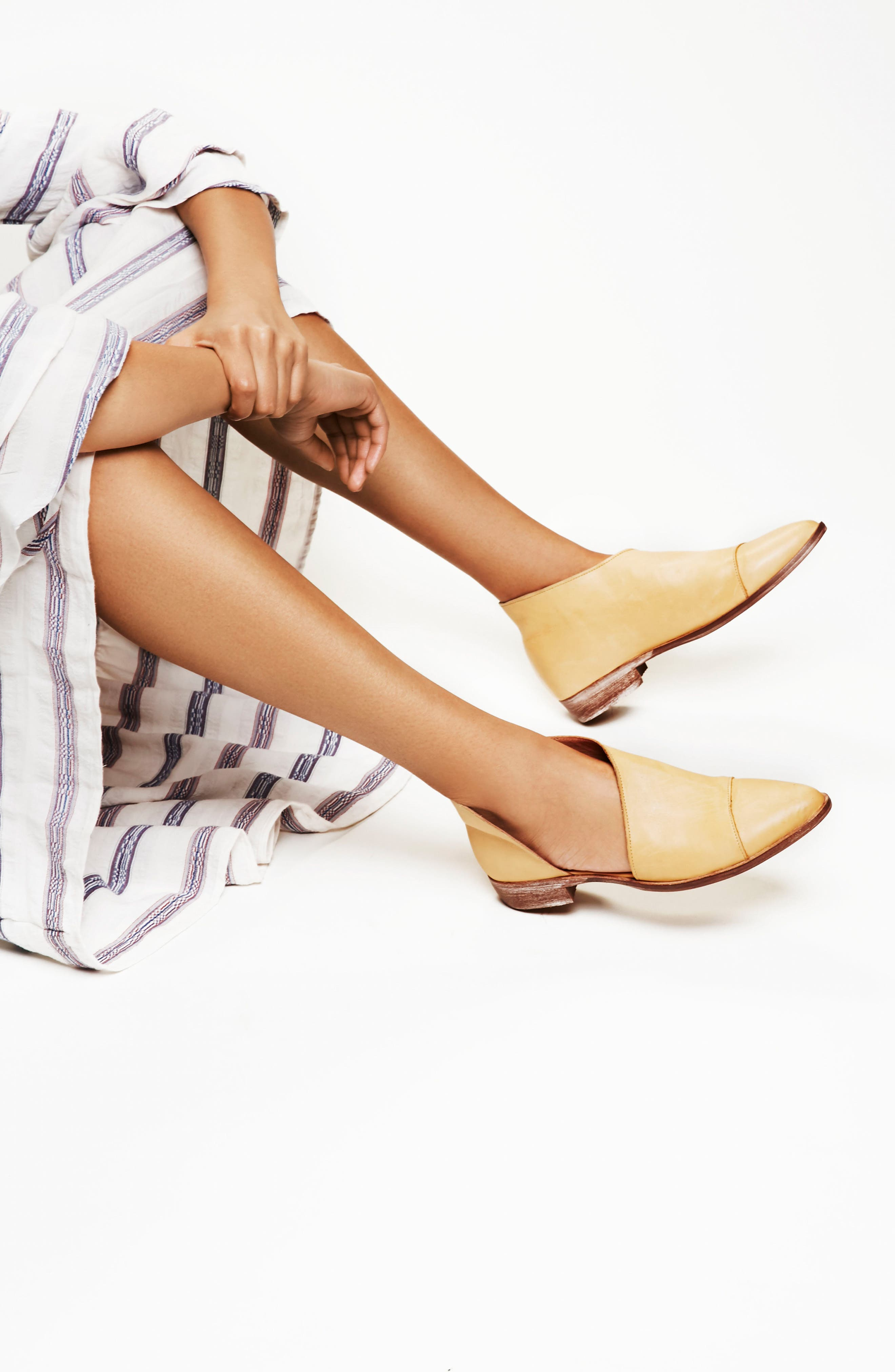 Alternate Image 2  - Free People 'Royale' Pointy Toe Flat (Women)