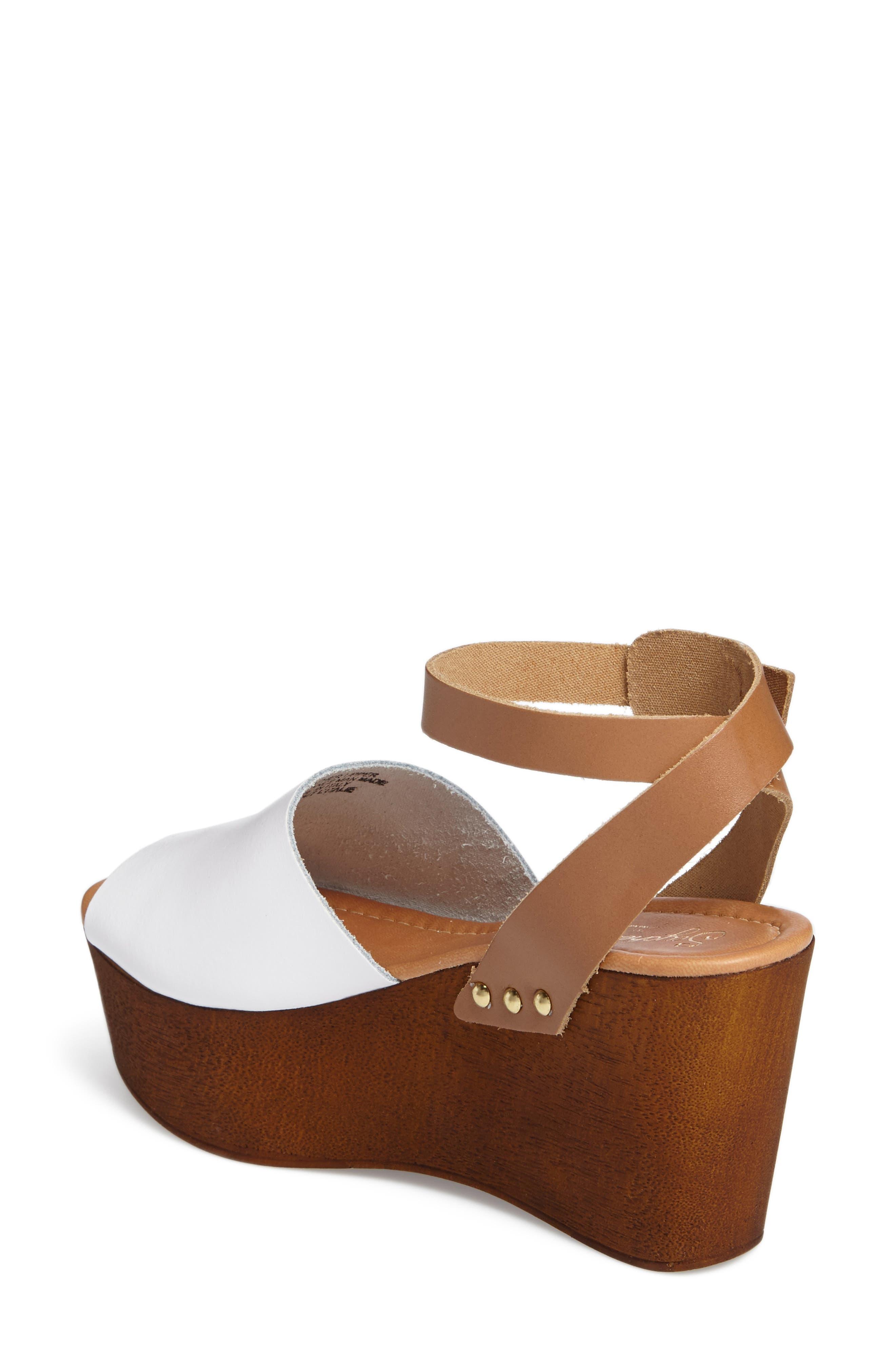 Alternate Image 2  - Seychelles Platform Wedge Sandal (Women)