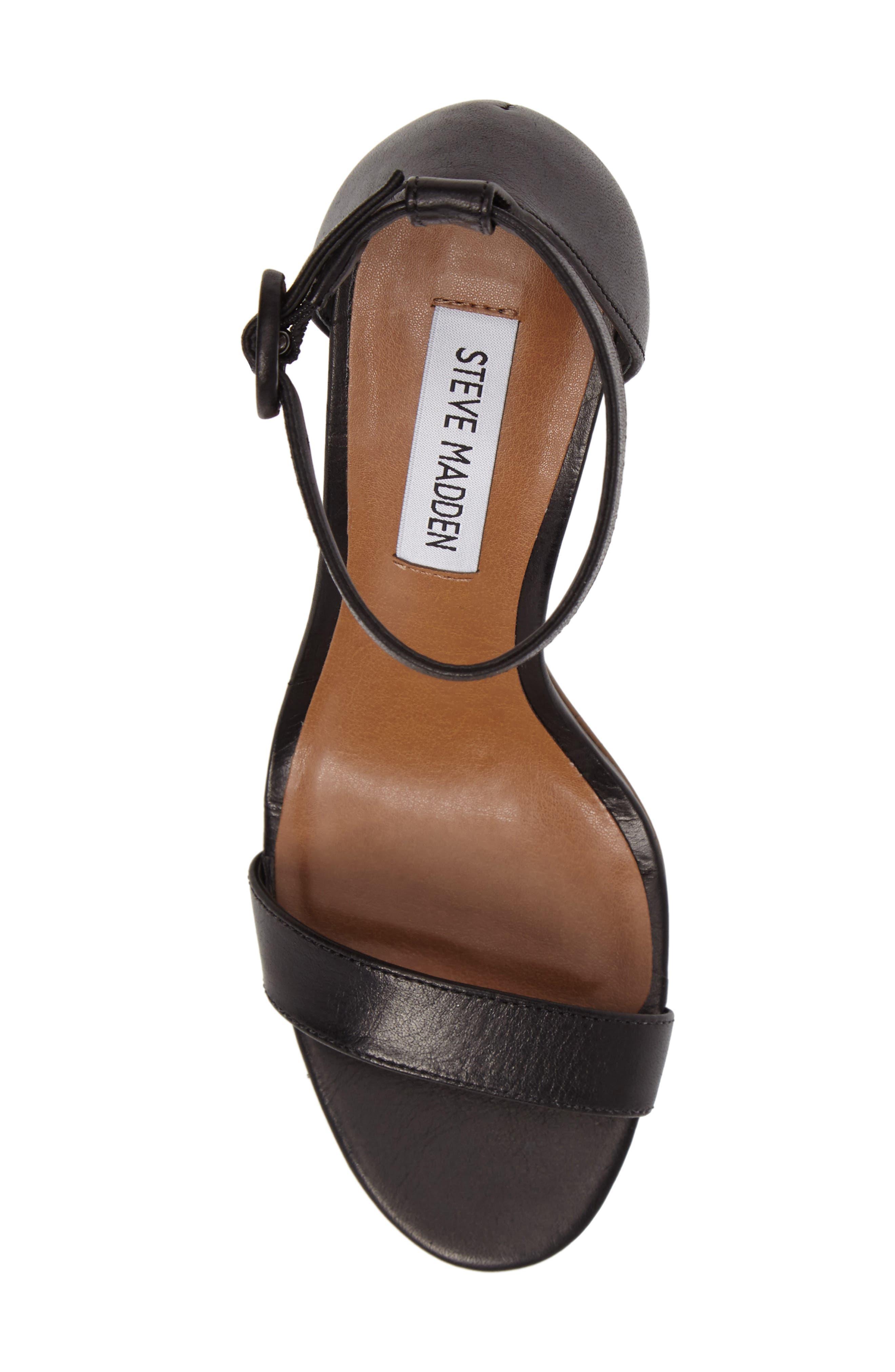 Alternate Image 5  - Steve Madden Sara Column Heel Sandal (Women)