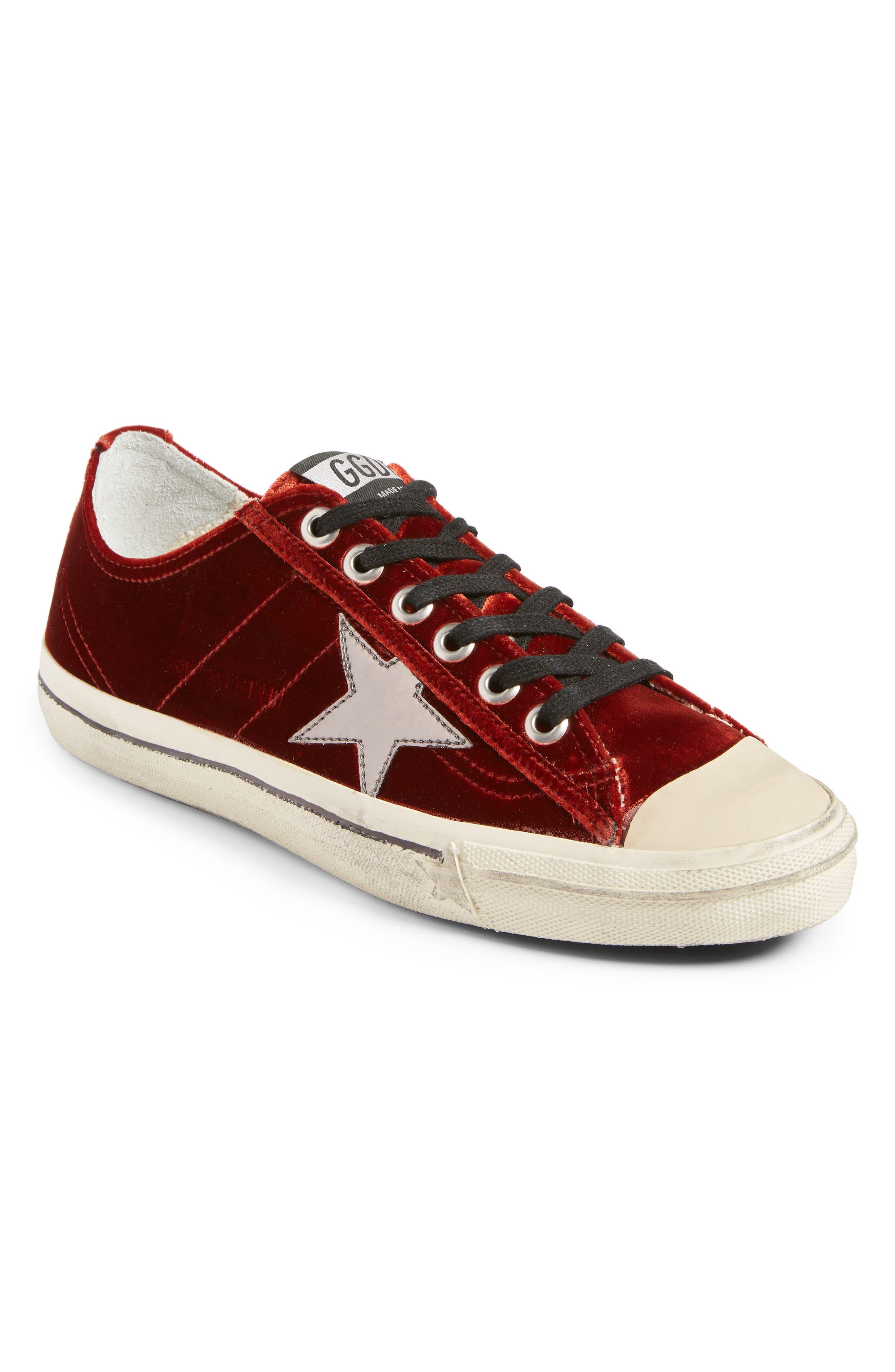 Alternate Image 1 Selected - Golden Goose V-Star 2 Low Top Sneaker (Women)