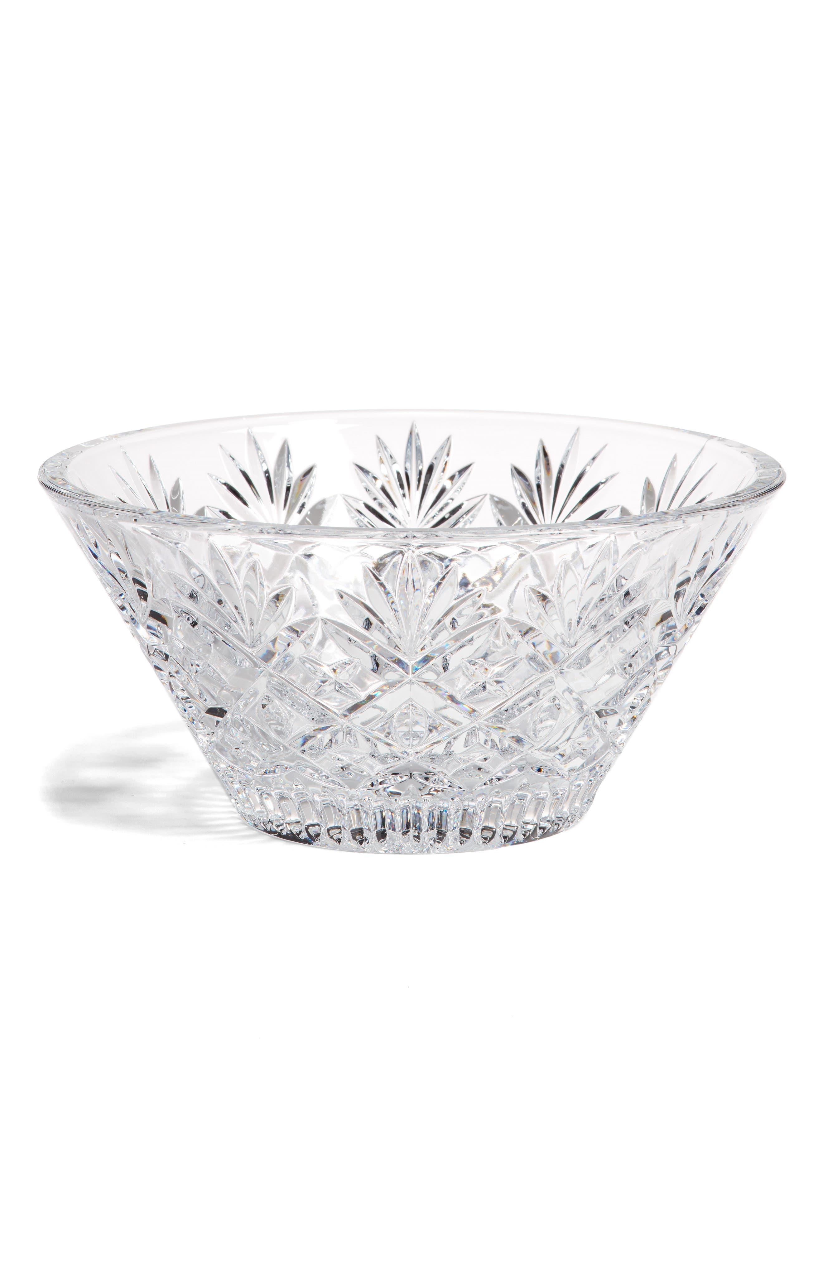 Main Image - Waterford Northbridge Lead Crystal Bowl