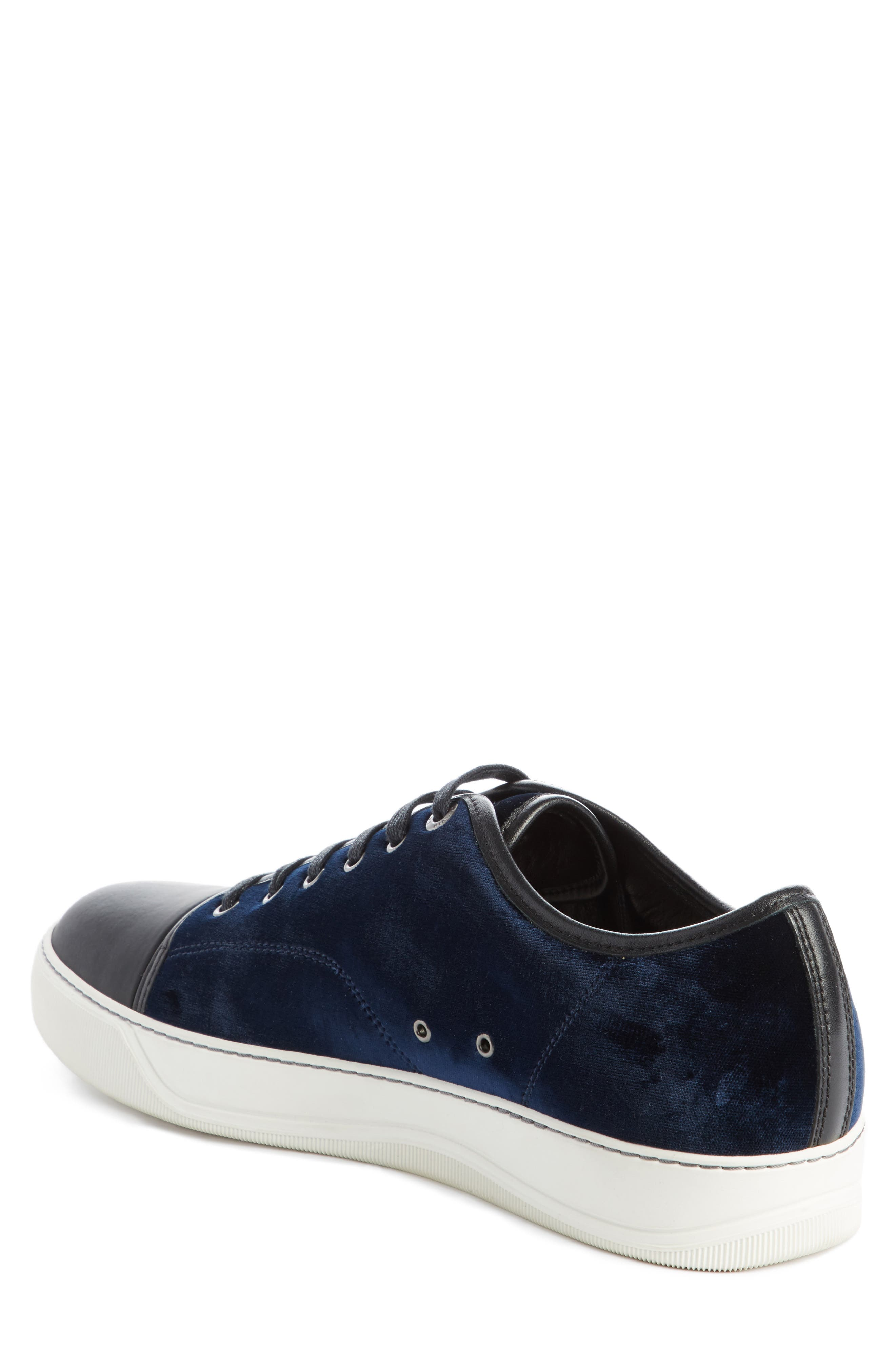 Alternate Image 2  - Lanvin Low Top Sneaker (Men)