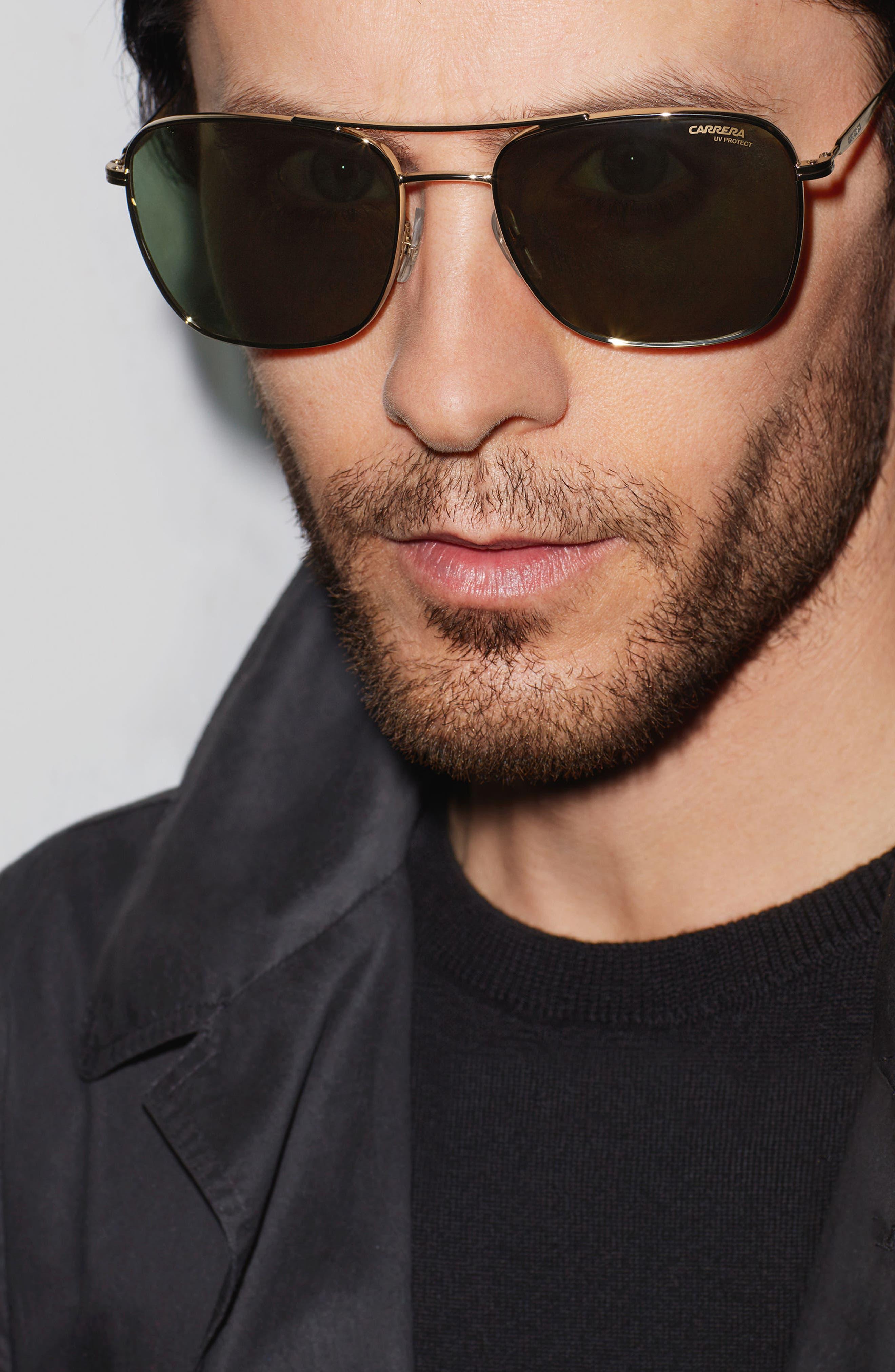 Alternate Image 2  - Carrera Eyewear 58m Polarized Sunglasses