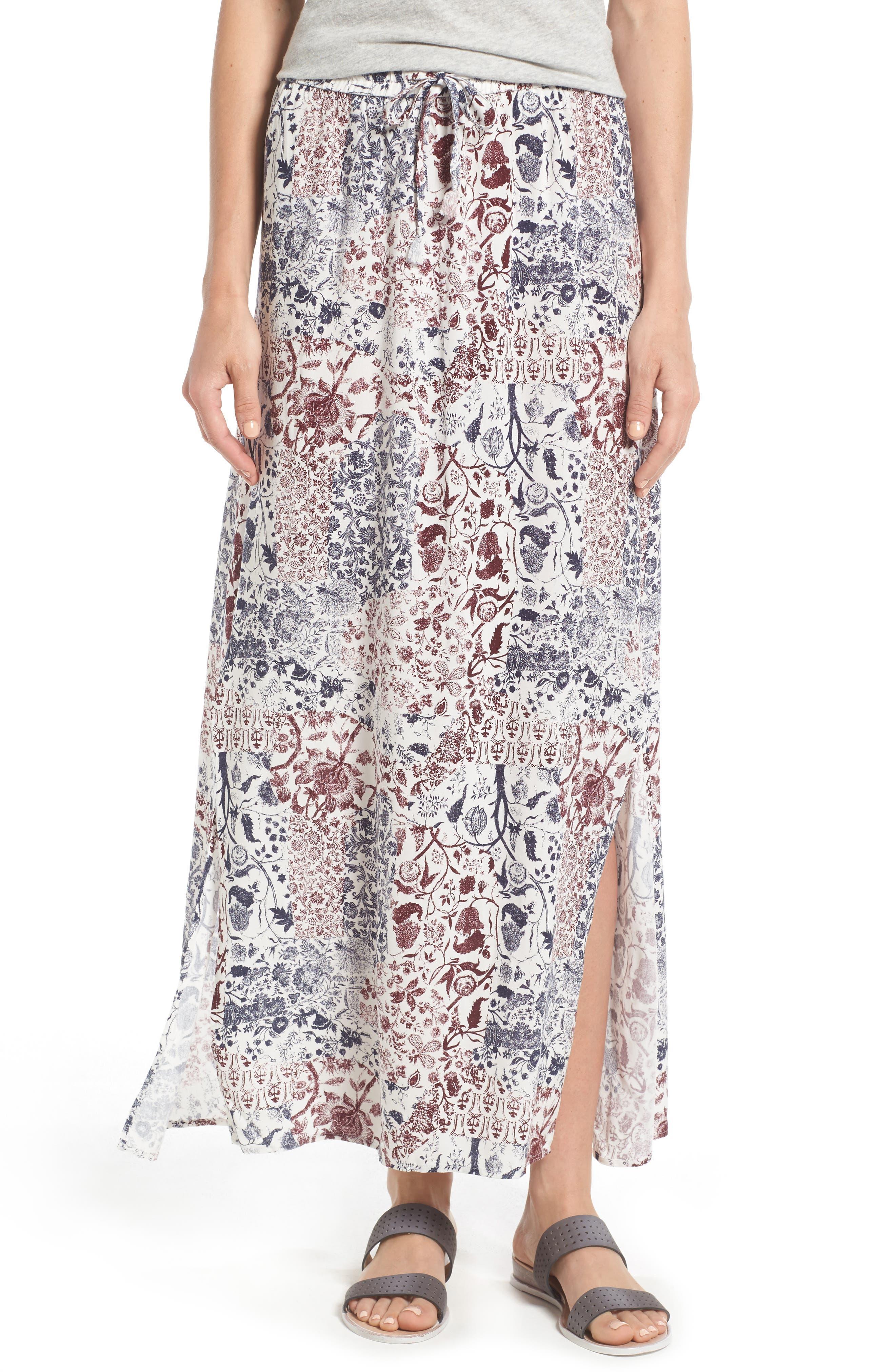Caslon® Maxi Skirt (Regular & Petite)