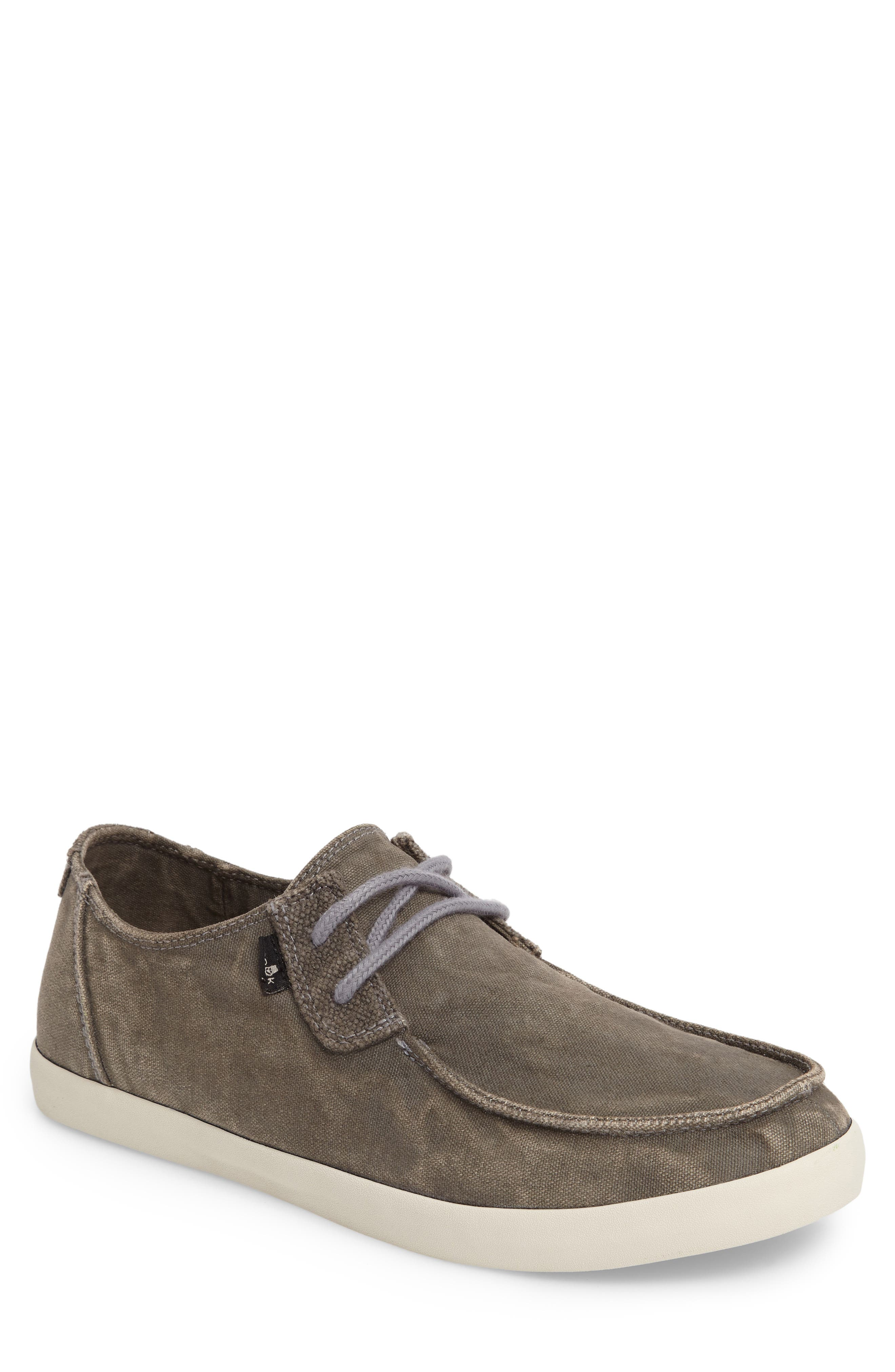 Numami Sneaker,                             Main thumbnail 1, color,                             Washed Grey Canvas