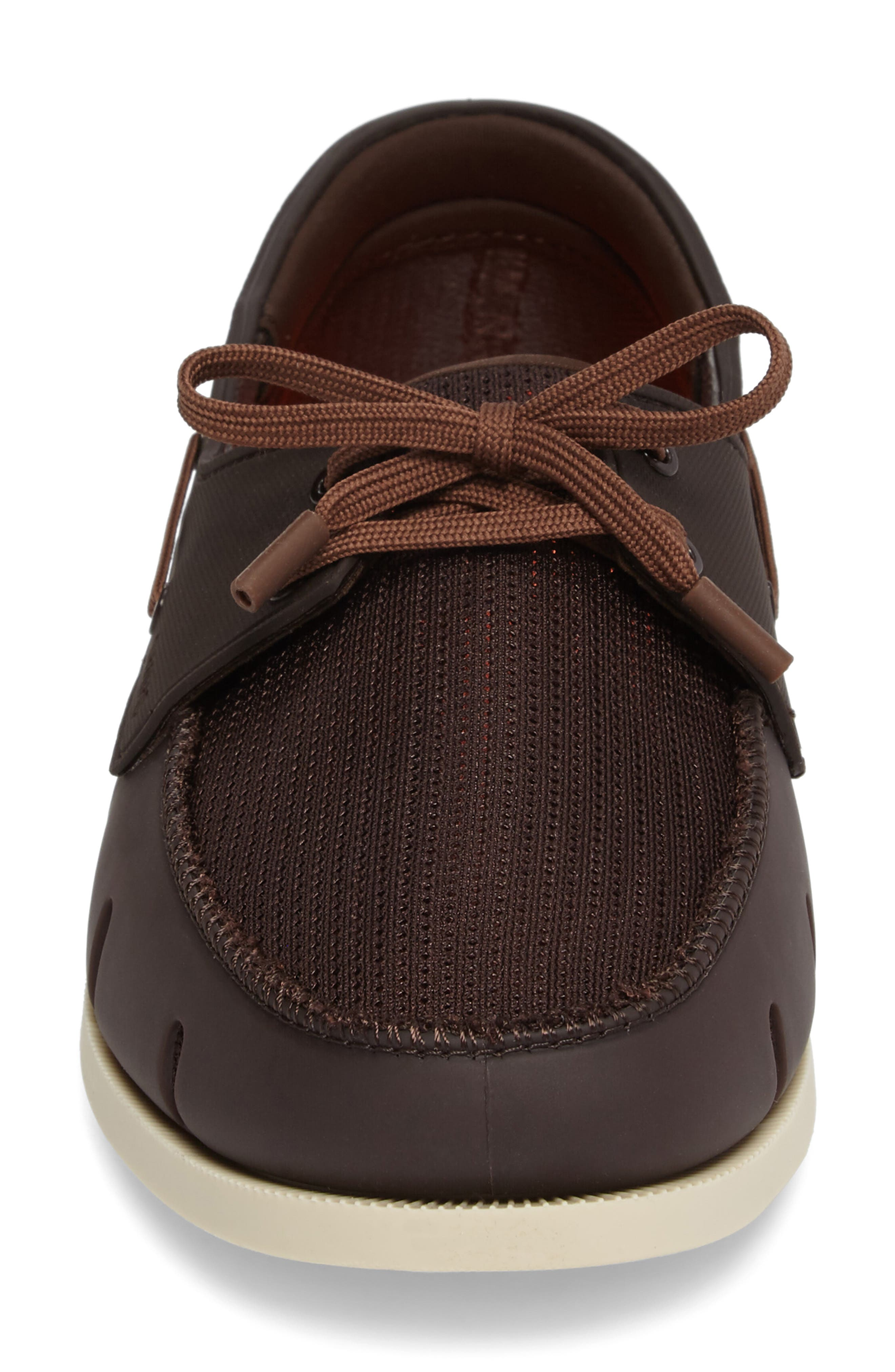 Alternate Image 4  - Swims 'Boat' Loafer (Men)