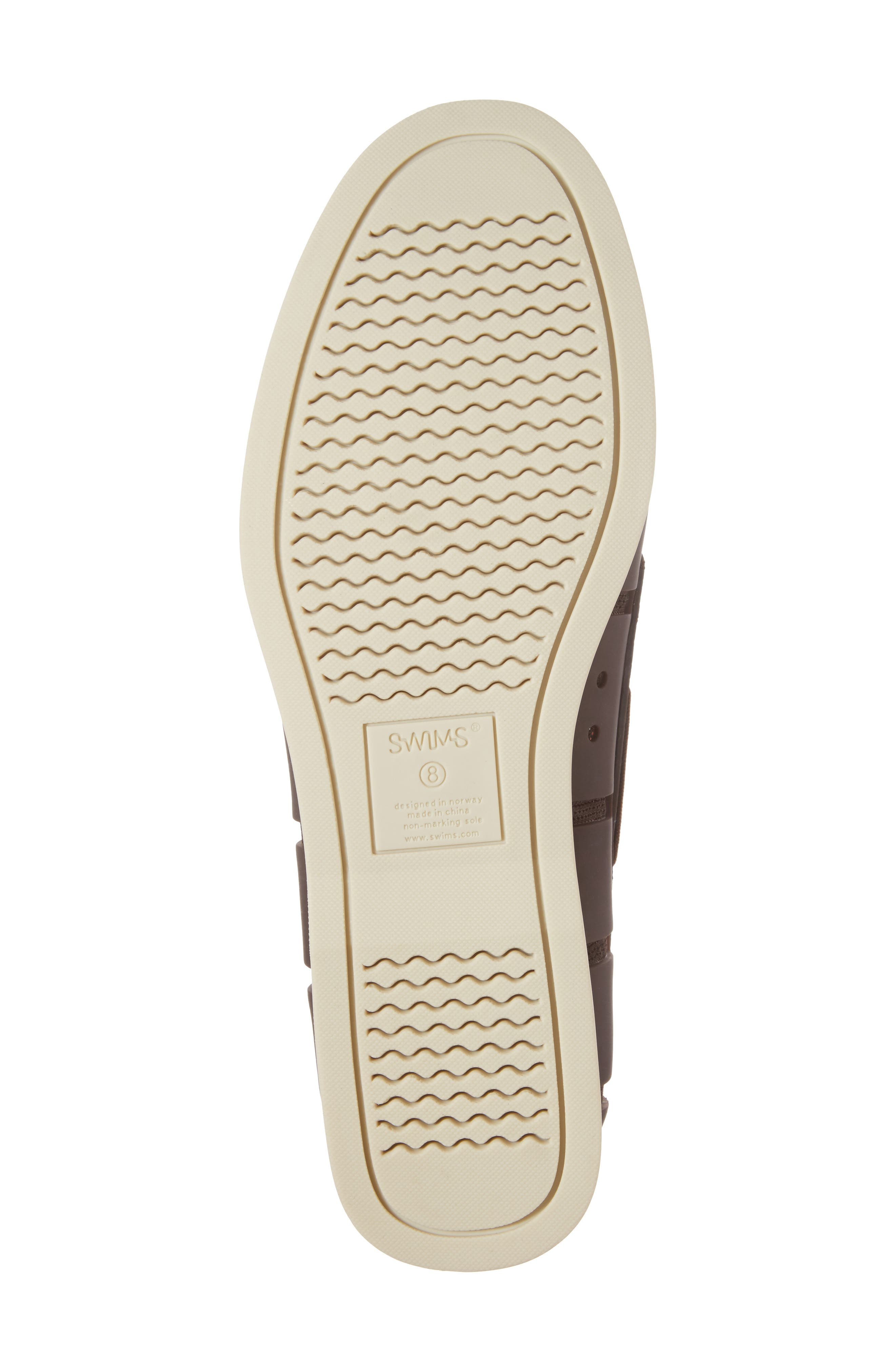 Alternate Image 6  - Swims 'Boat' Loafer (Men)