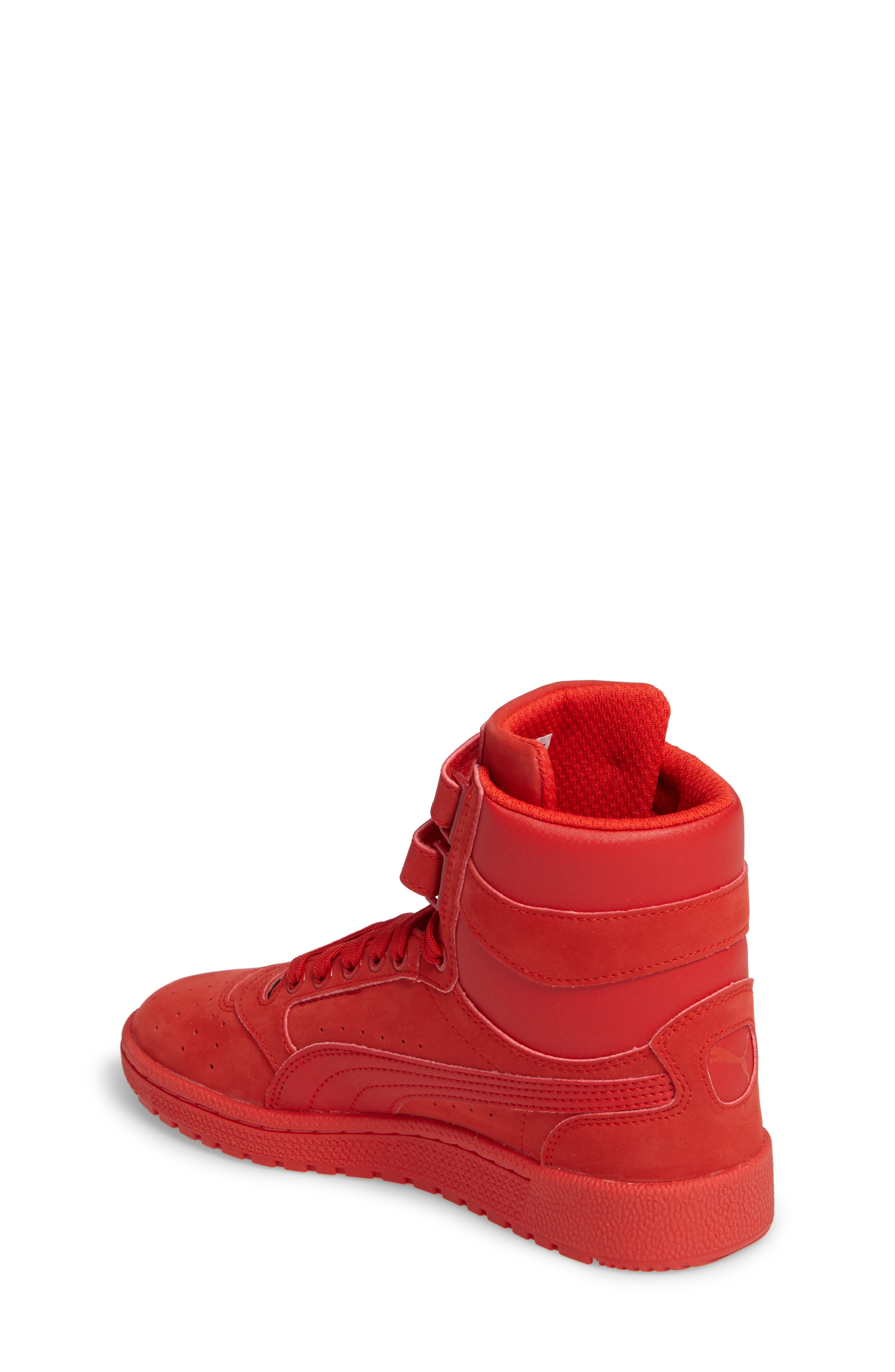 Alternate Image 2  - PUMA Ski II High Top Sneaker (Big Kid)