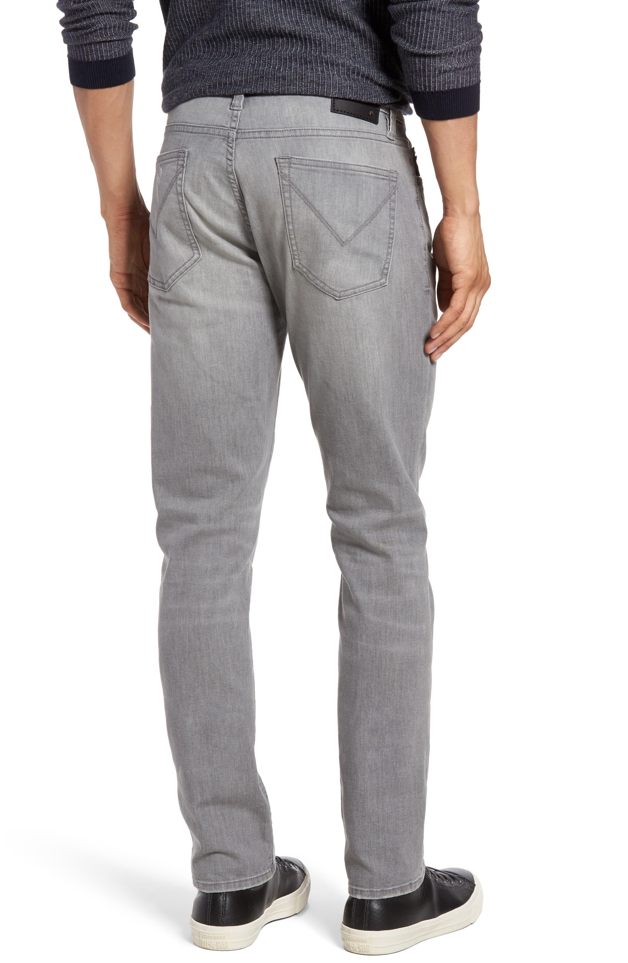 Wight Skinny Jeans,                             Alternate thumbnail 2, color,                             Medium Grey