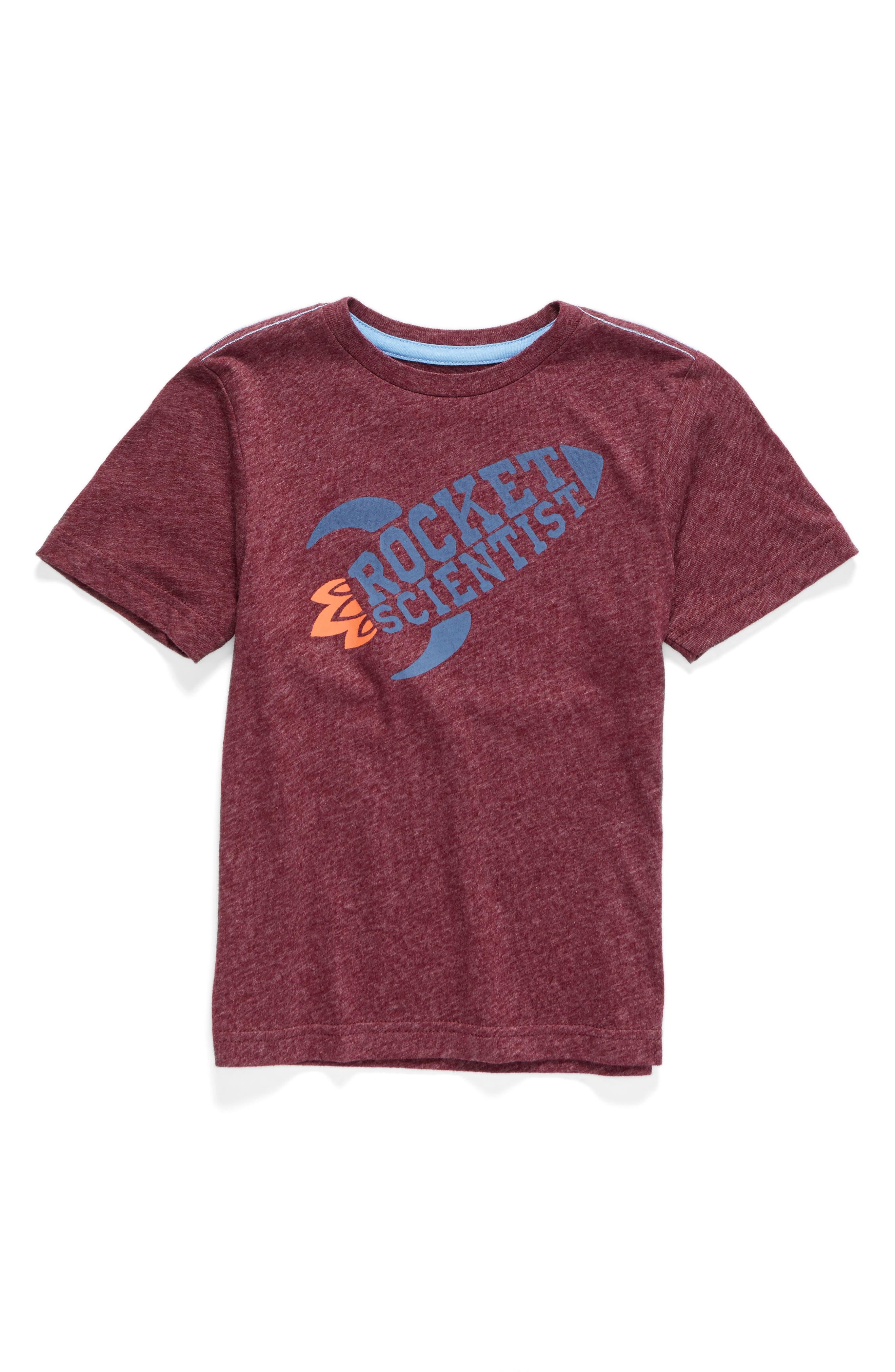 Tucker + Tate Graphic T-Shirt (Toddler Boys & Little Boys)