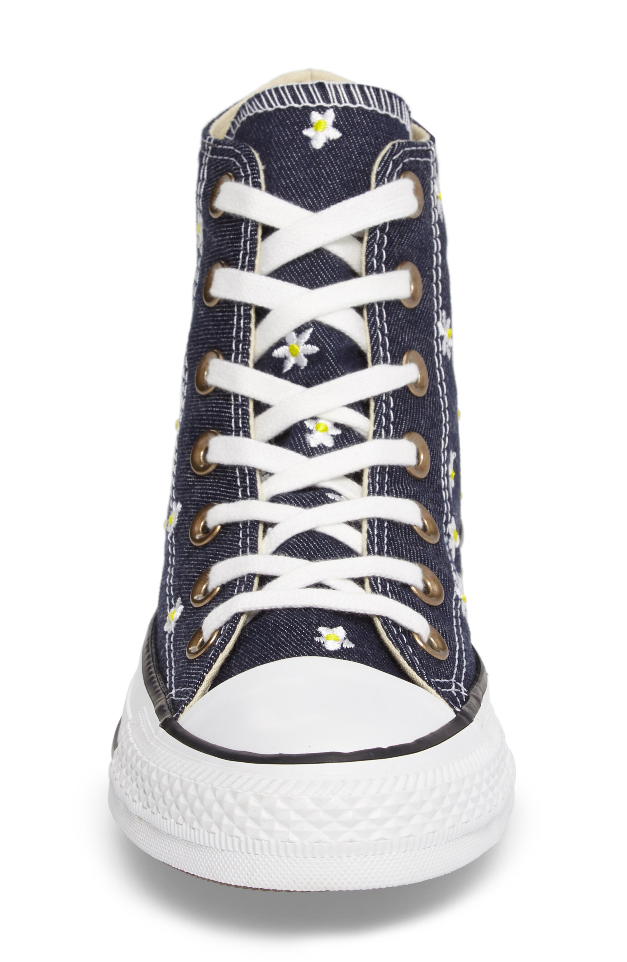 Alternate Image 4  - Converse Chuck Taylor® High Top Sneaker (Women)