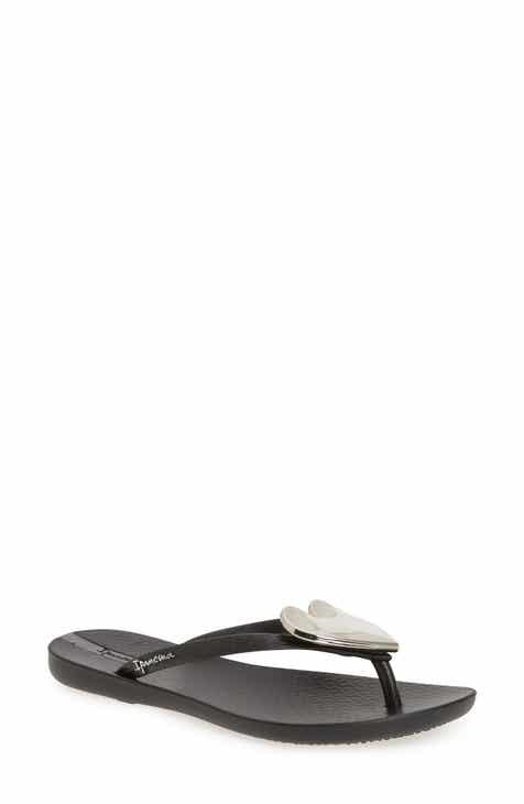 442b3026b4ff3 pink comfort love heart gem sandals flip flops size 5 buy online new ...