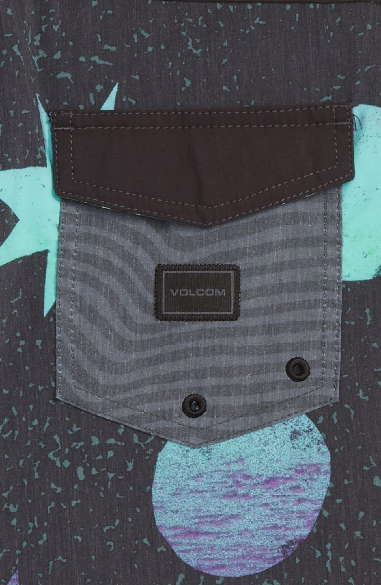 Alternate Image 3  - Volcom Magxplotion Board Shorts (Big Boys)