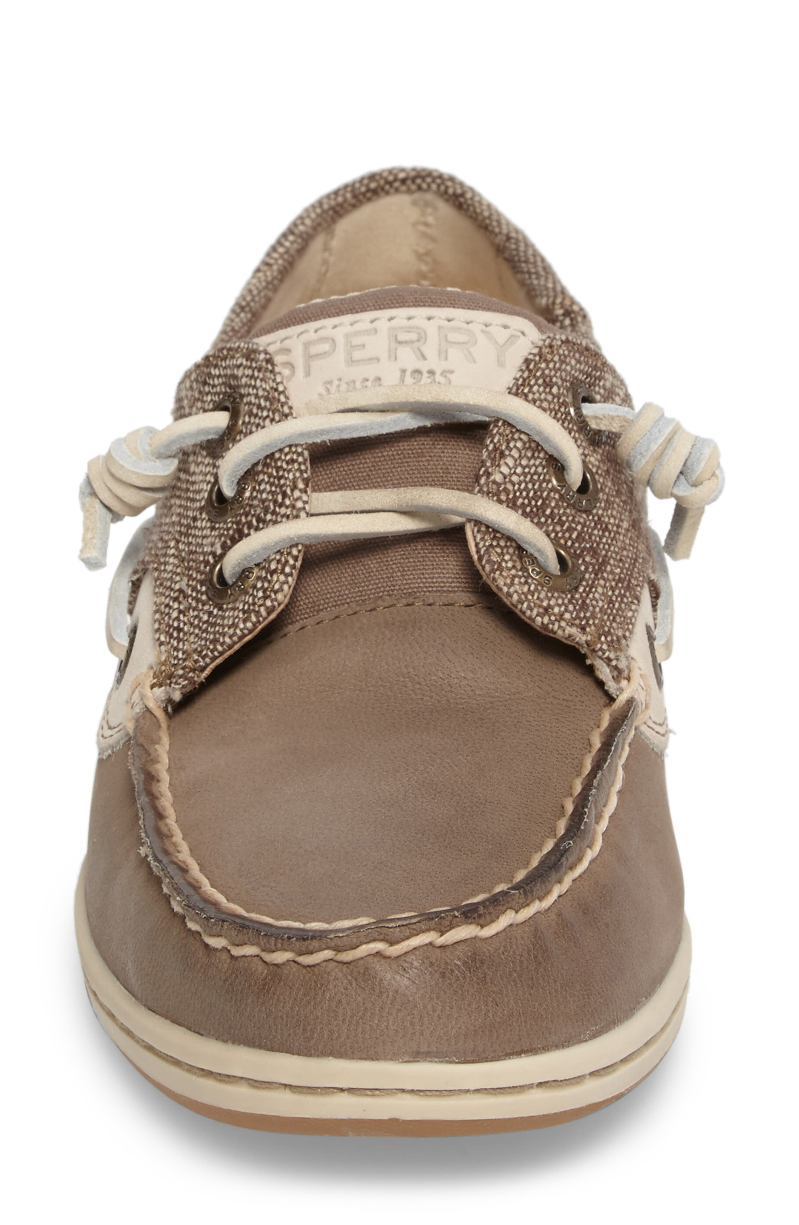 Alternate Image 4  - Sperry 'Songfish' Boat Shoe (Women)