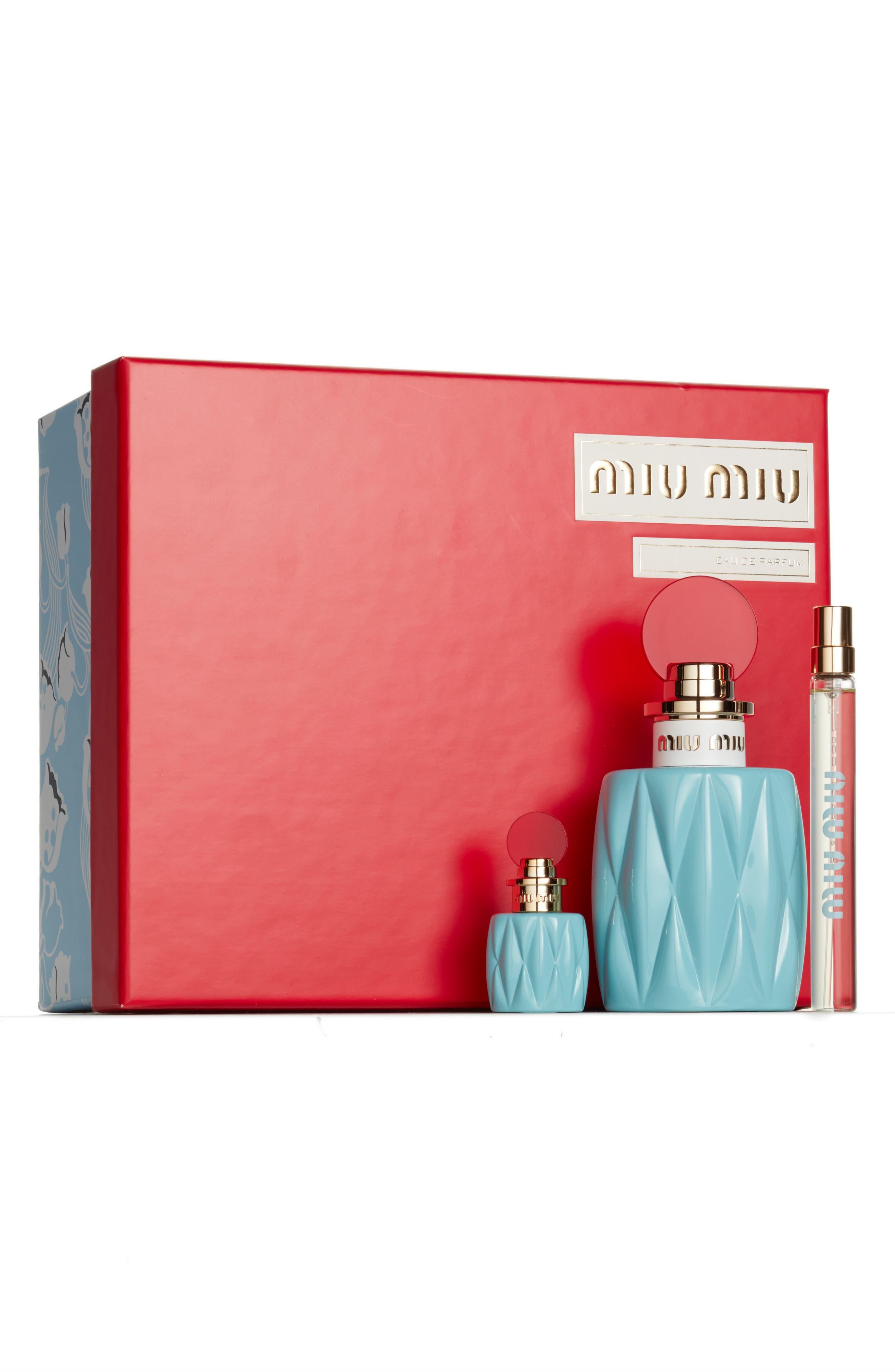 Miu Miu Eau de Parfum Set ($163 Value)