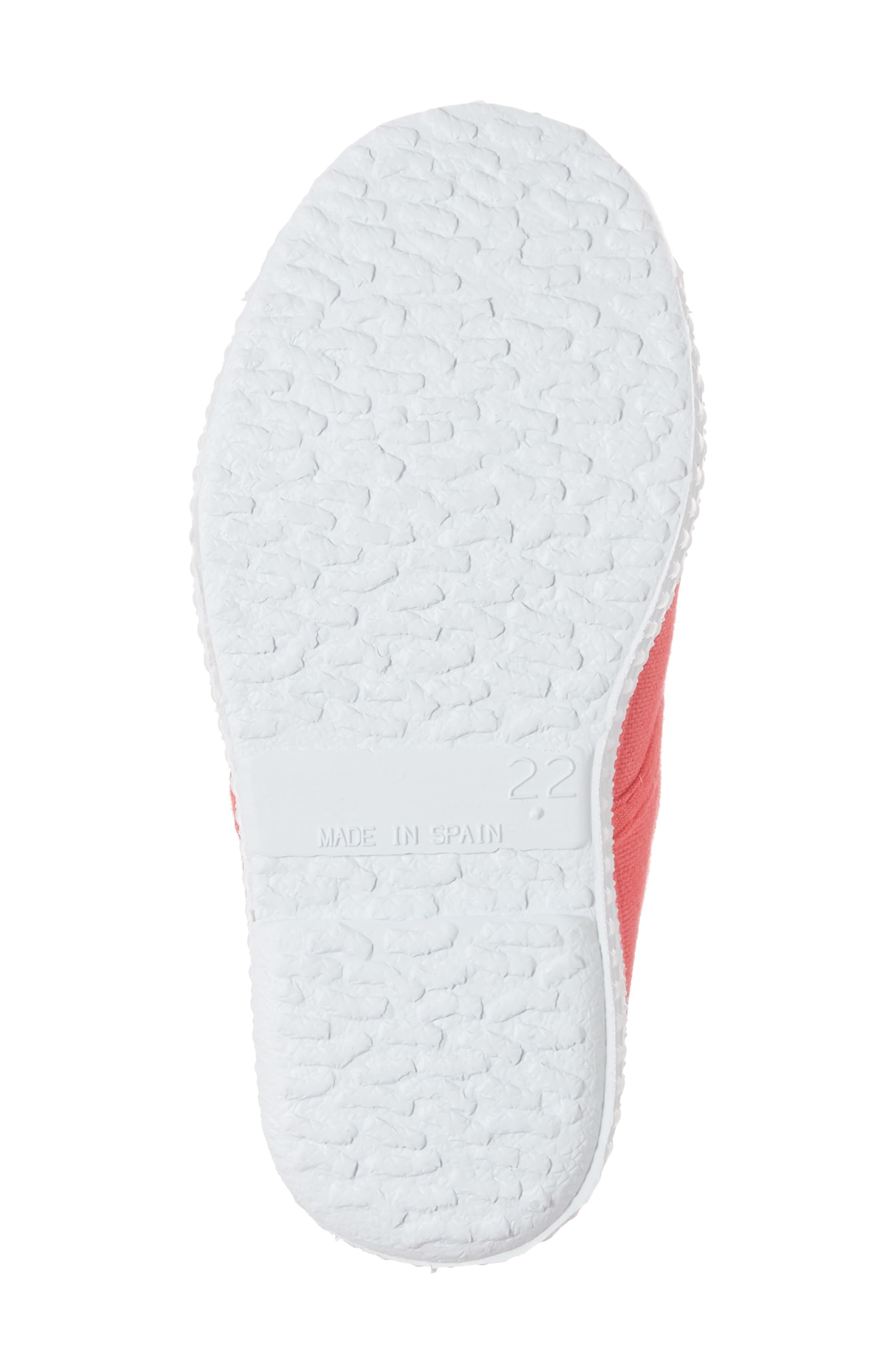Alternate Image 6  - Cienta Laceless Slip-On Sneaker (Walker & Toddler)