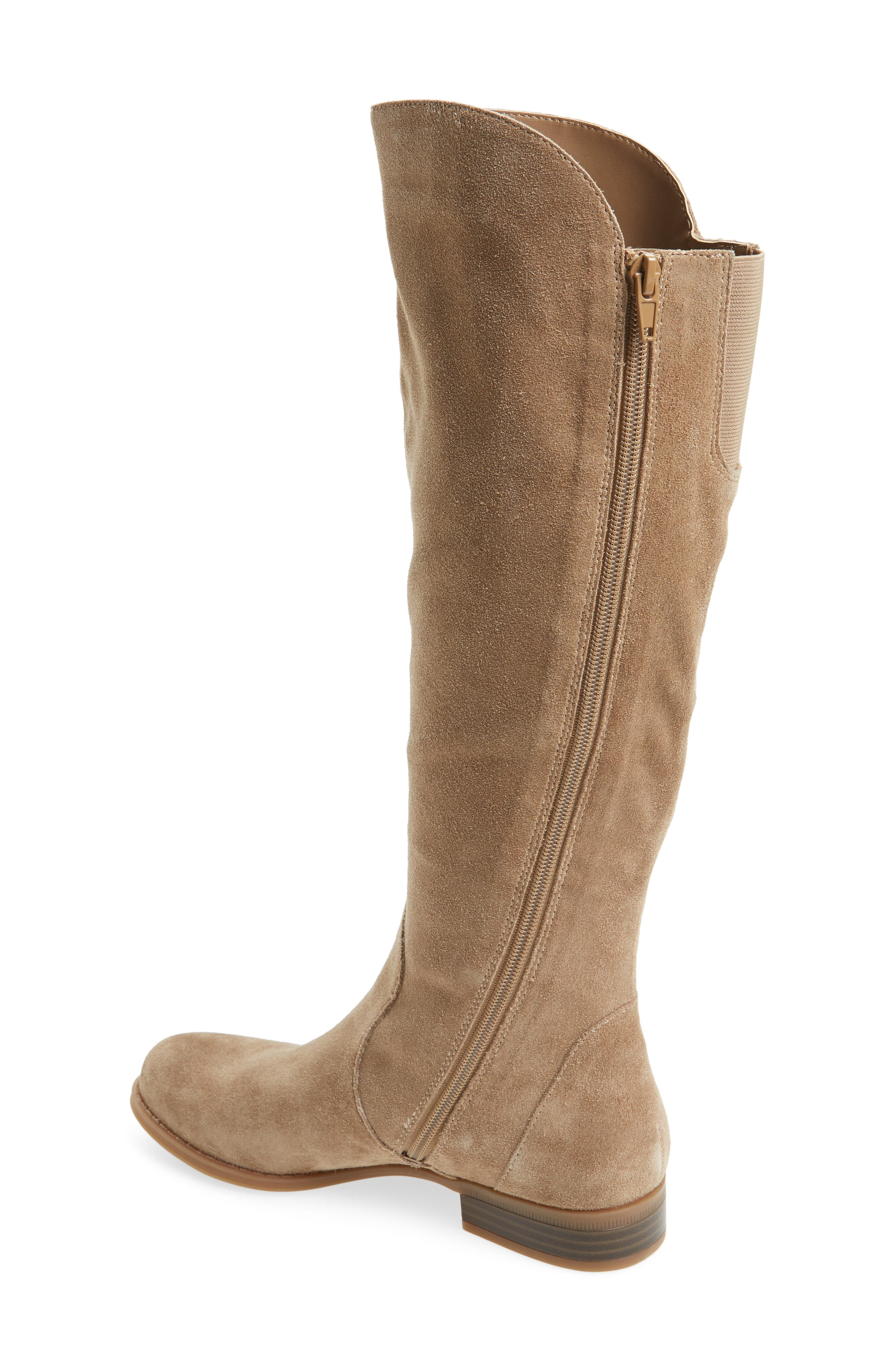Alternate Image 2  - Naturalizer Jinnie Tall Boot (Women) (Regular & Wide Calf)