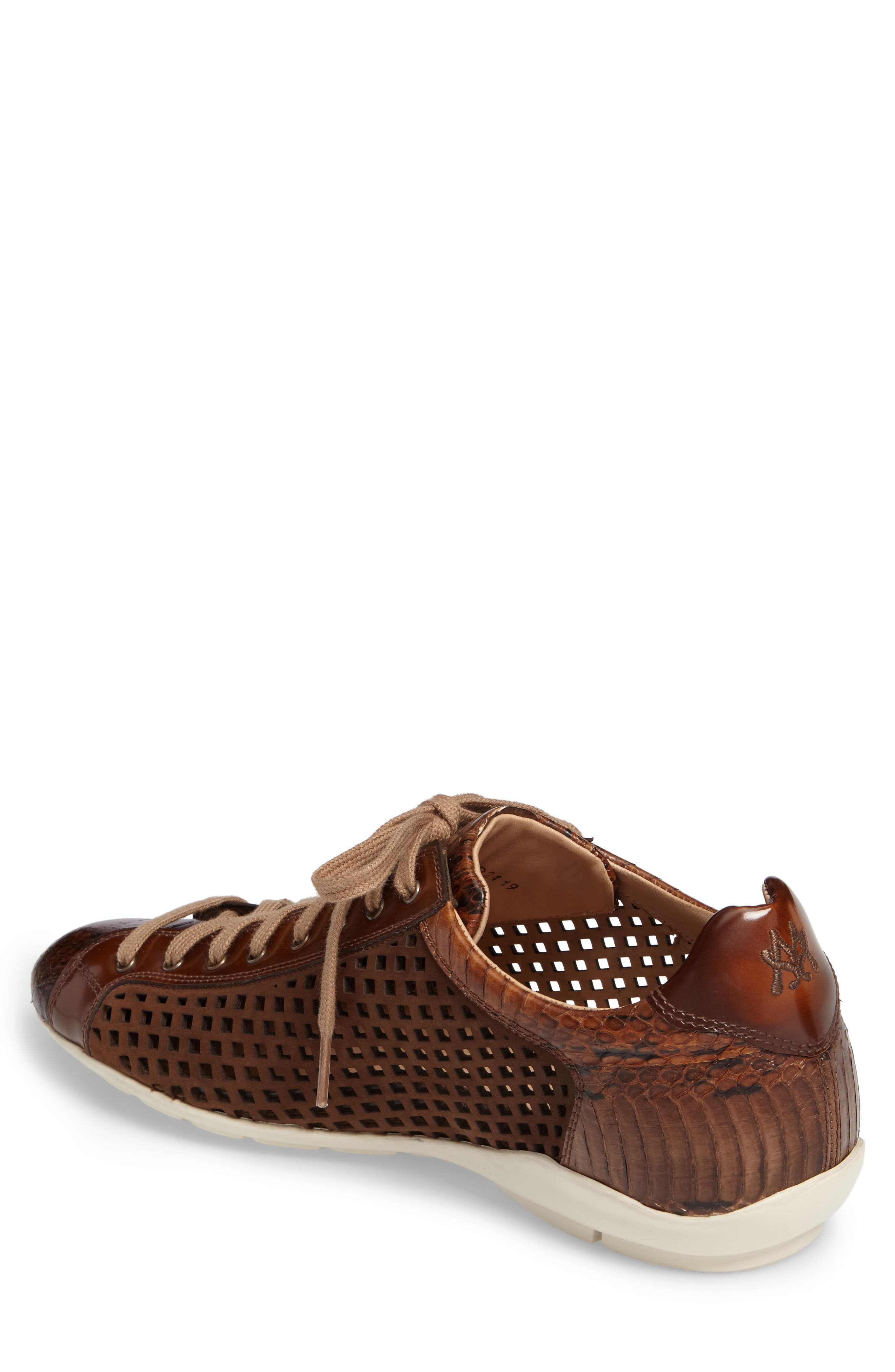 Alternate Image 2  - Mezlan Scharf Sneaker (Men)