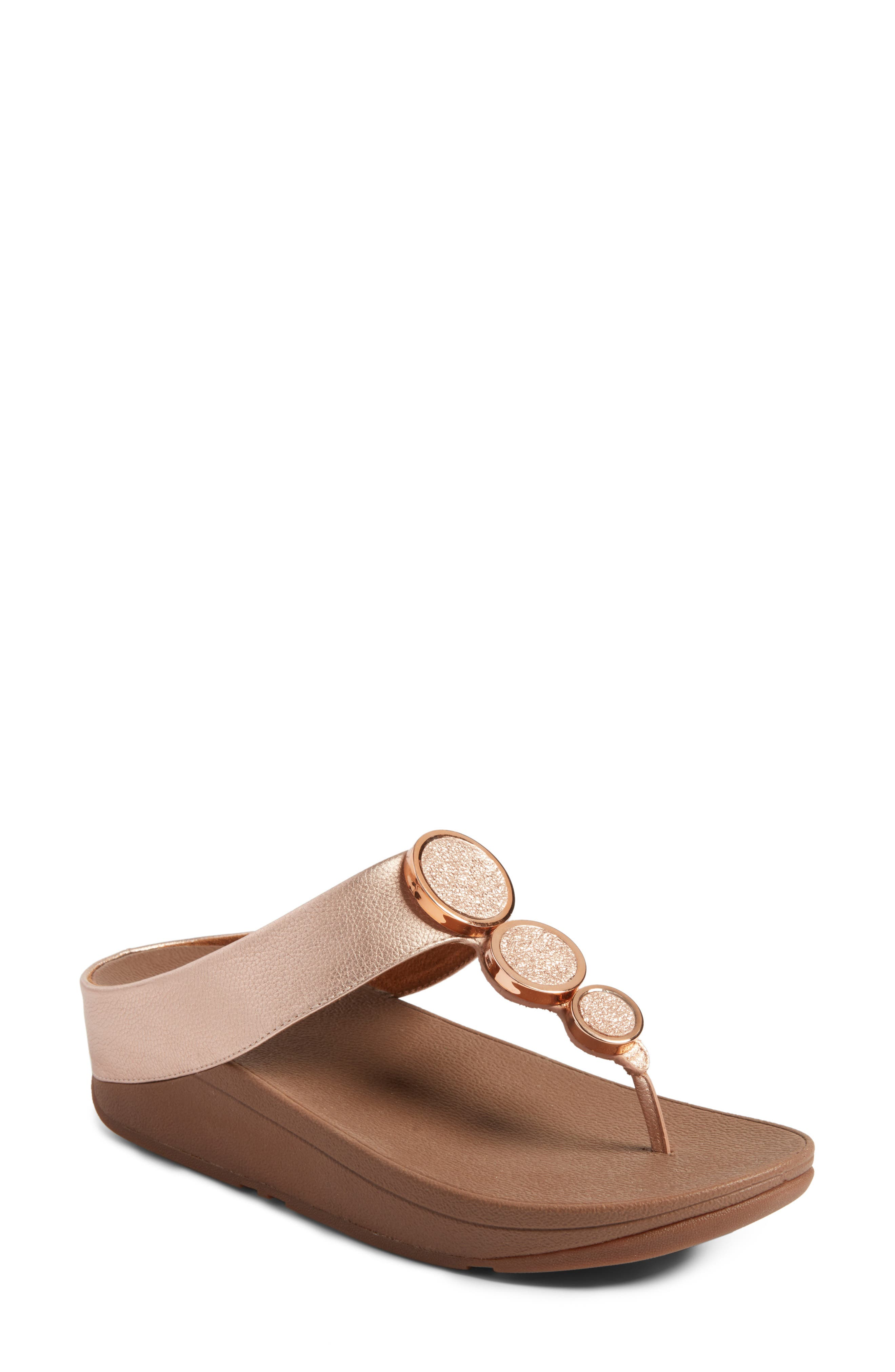 Alternate Image 1 Selected - FitFlop Halo Sandal (Women)