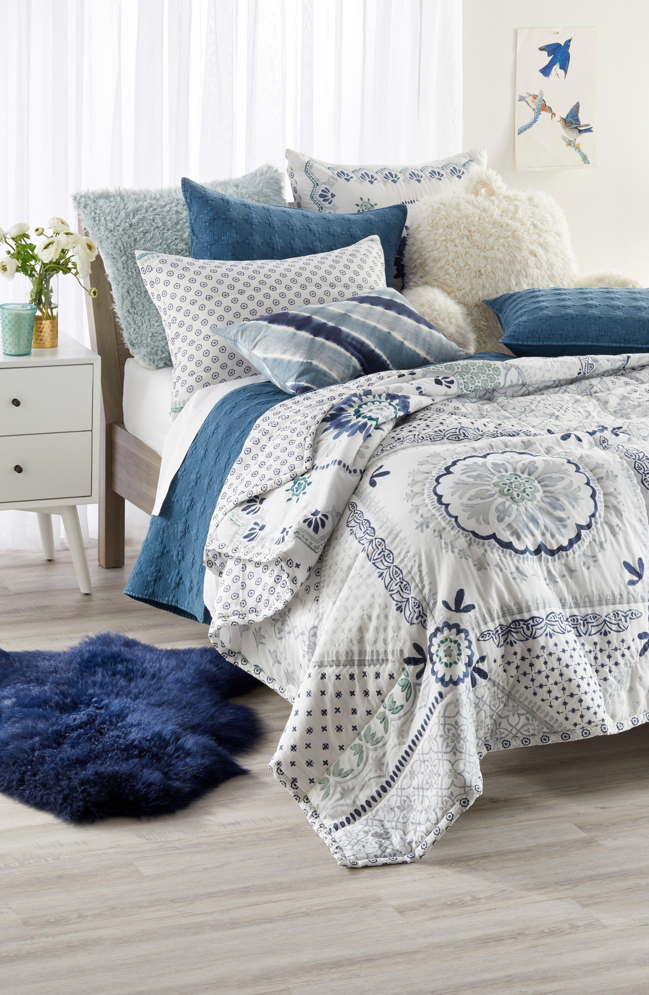 Alternate Image 3  - Nordstrom at Home Garment Wash Quilt