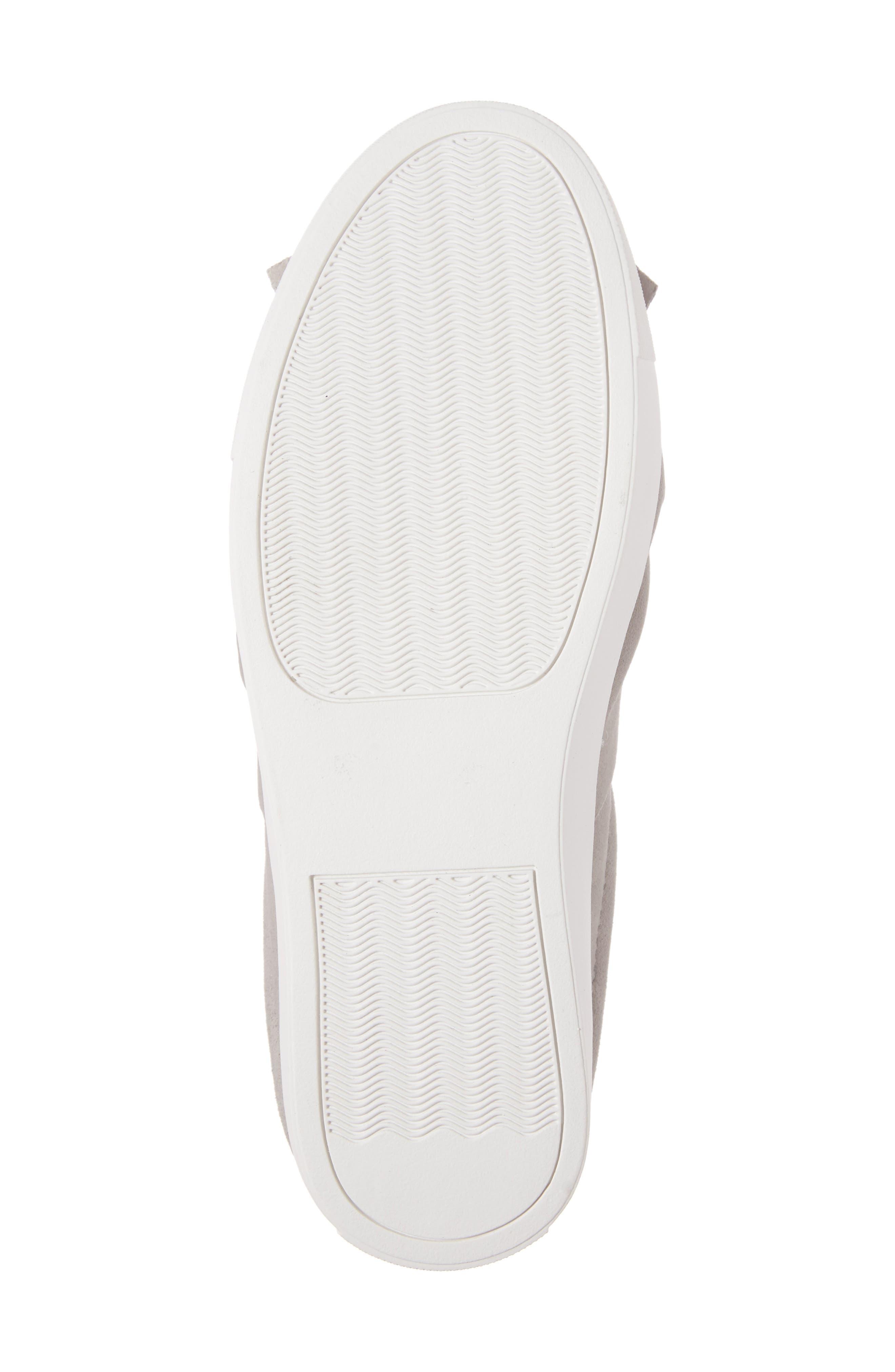 Alternate Image 6  - Halogen® Manny Knotted Slip-On Sneaker (Women)