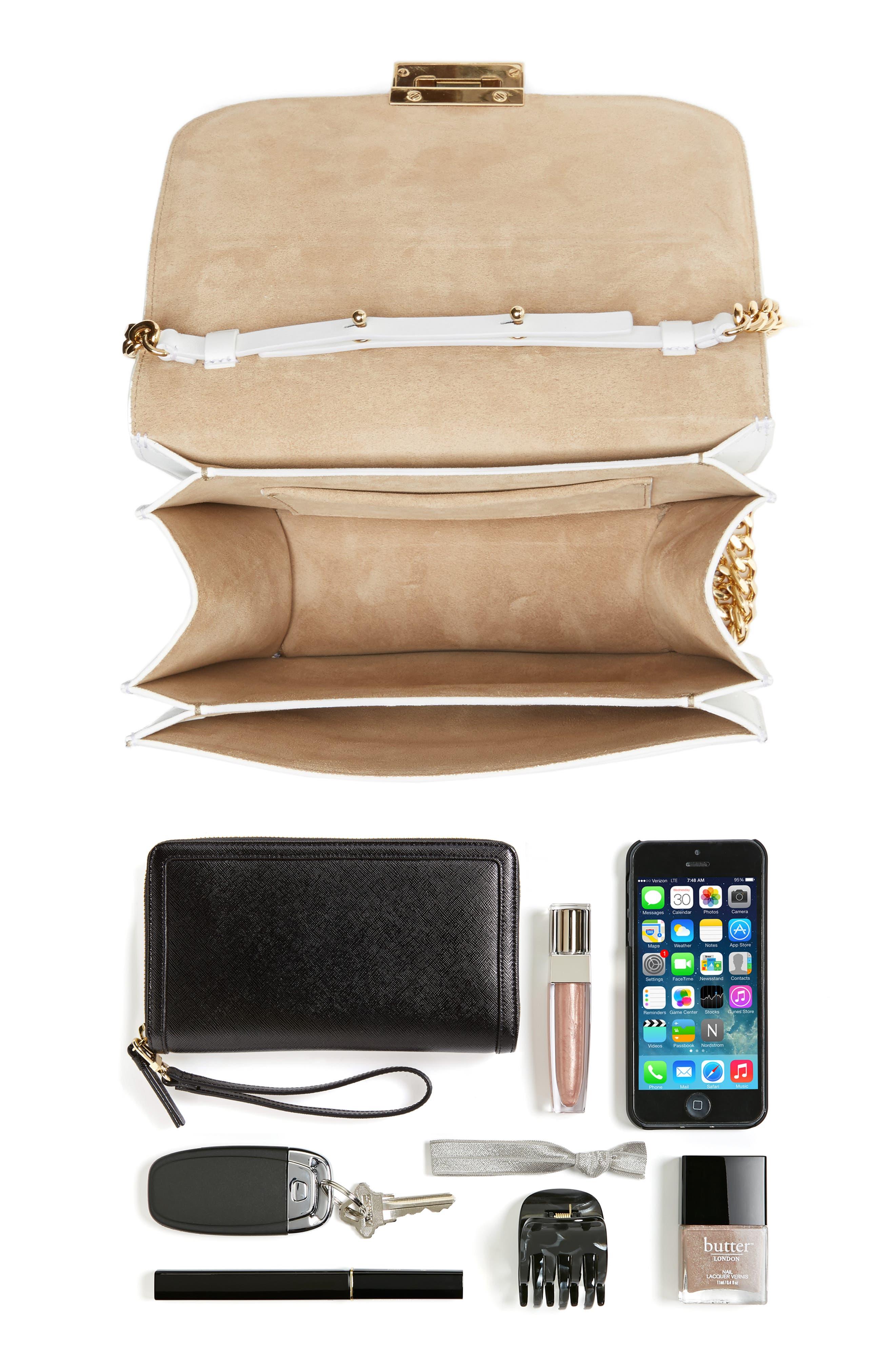 Alternate Image 6  - Victoria Beckham Leather Bag