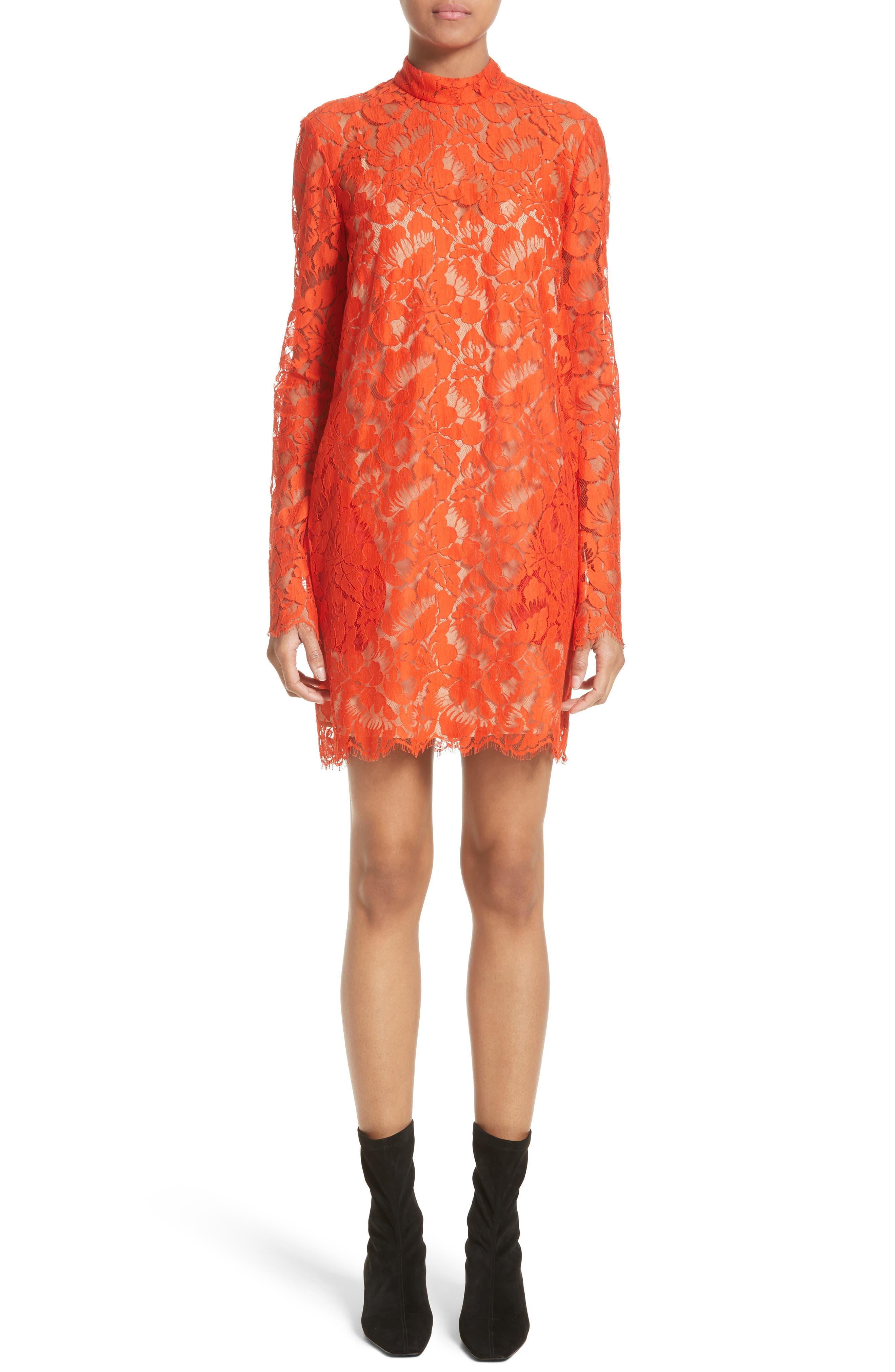 Stella McCartney Cayla Lace Minidress