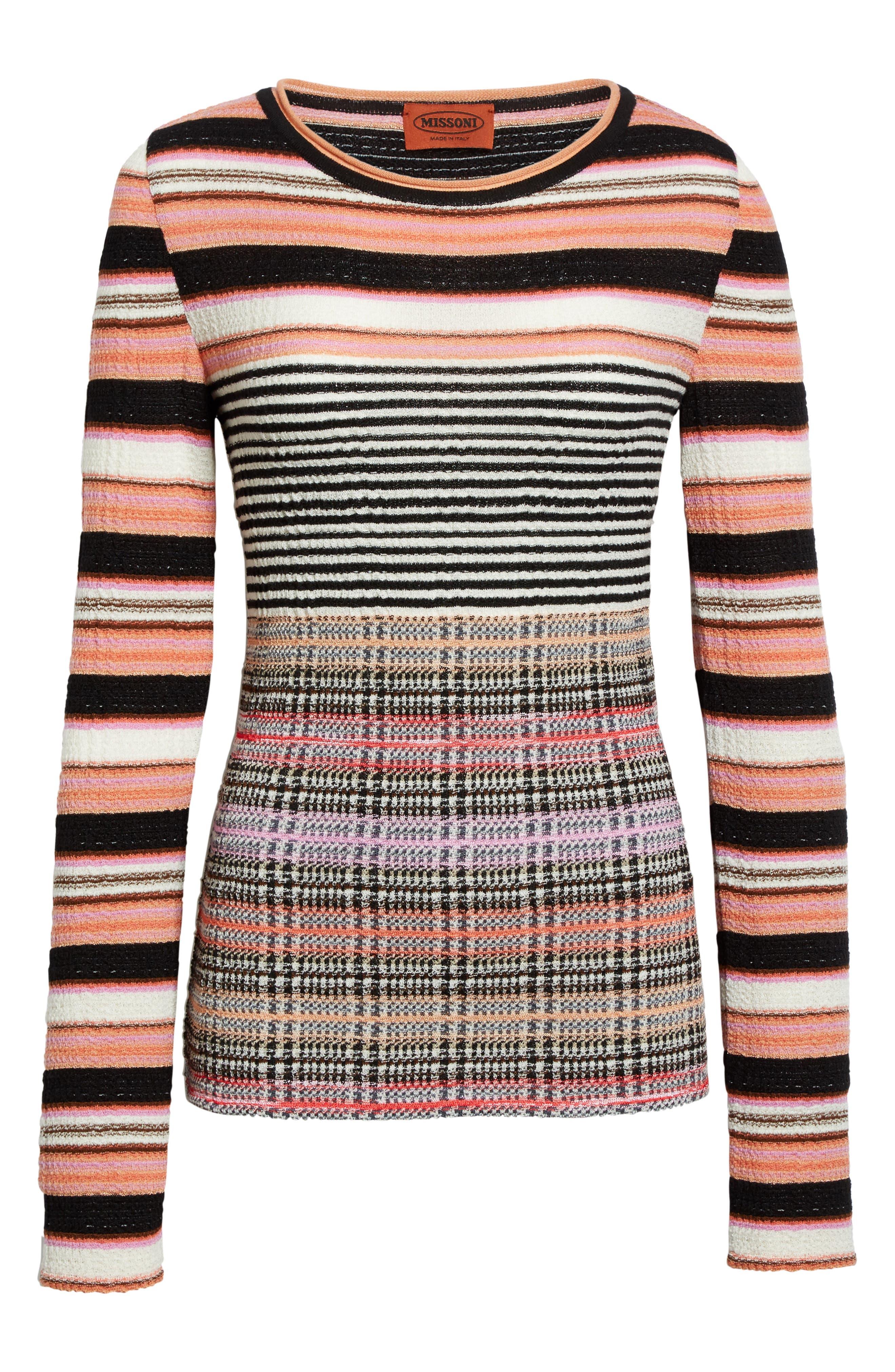 Alternate Image 4  - Missoni Wool Blend Sweater
