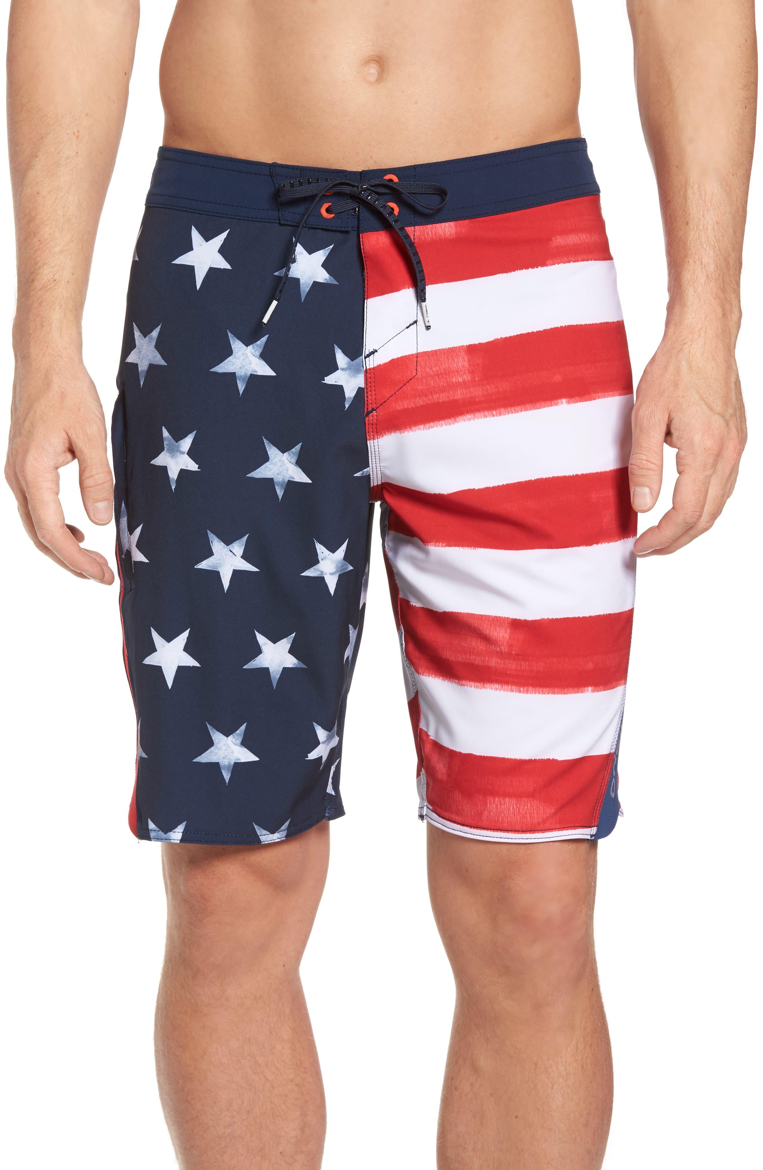 O'Neill Superfreak Scallop Camo Board Shorts