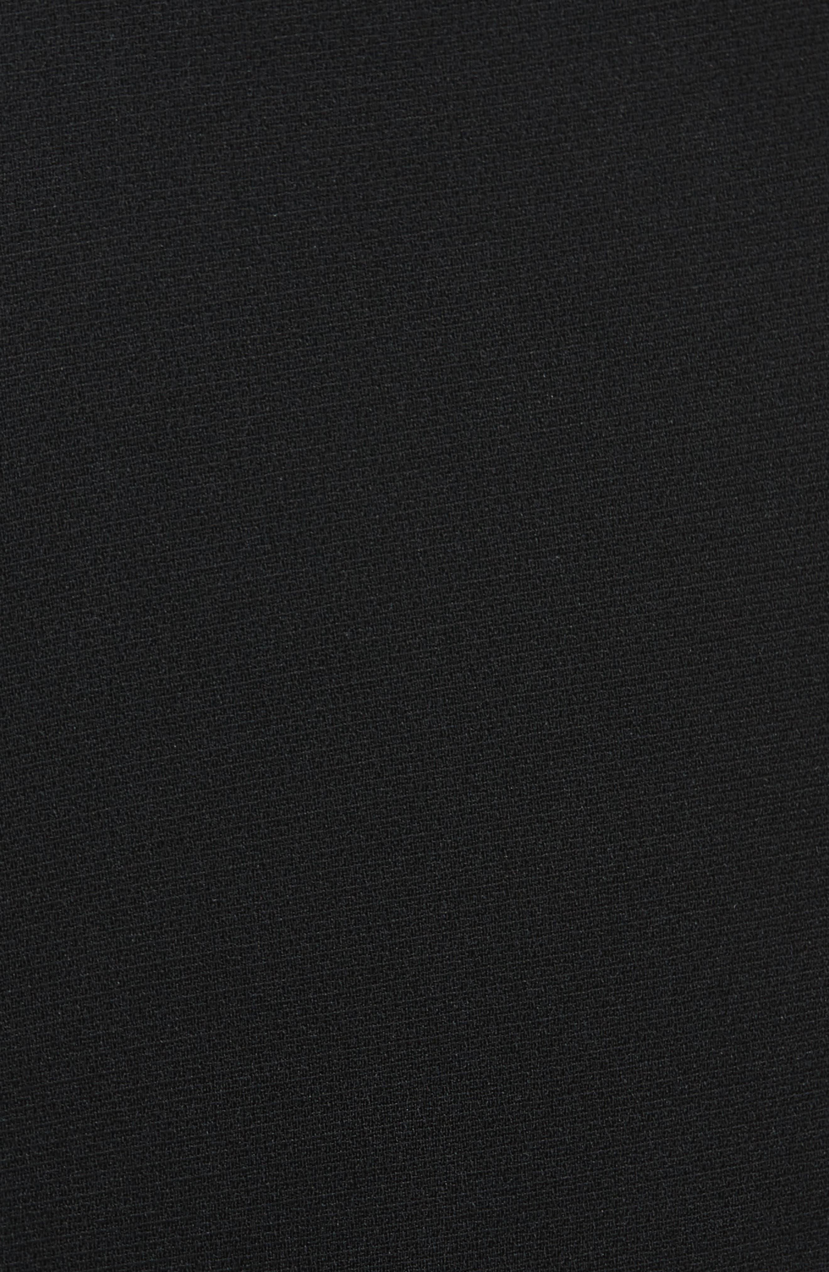 Alternate Image 6  - Brandon Maxwell Crepe Cigarette Pants