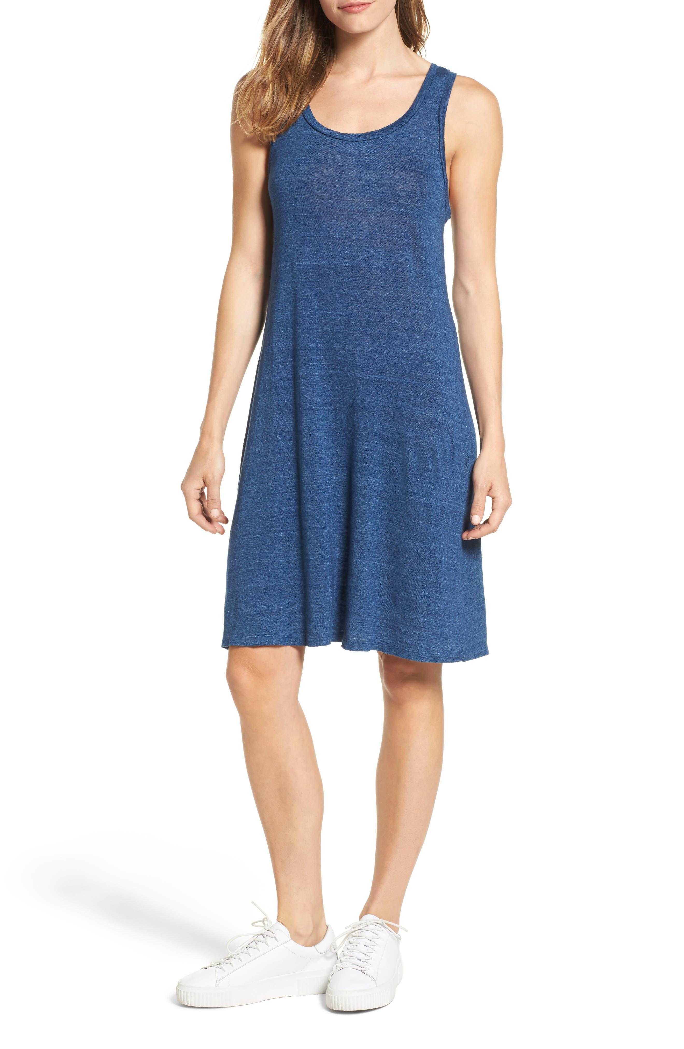 AG Avril Linen Tank Dress