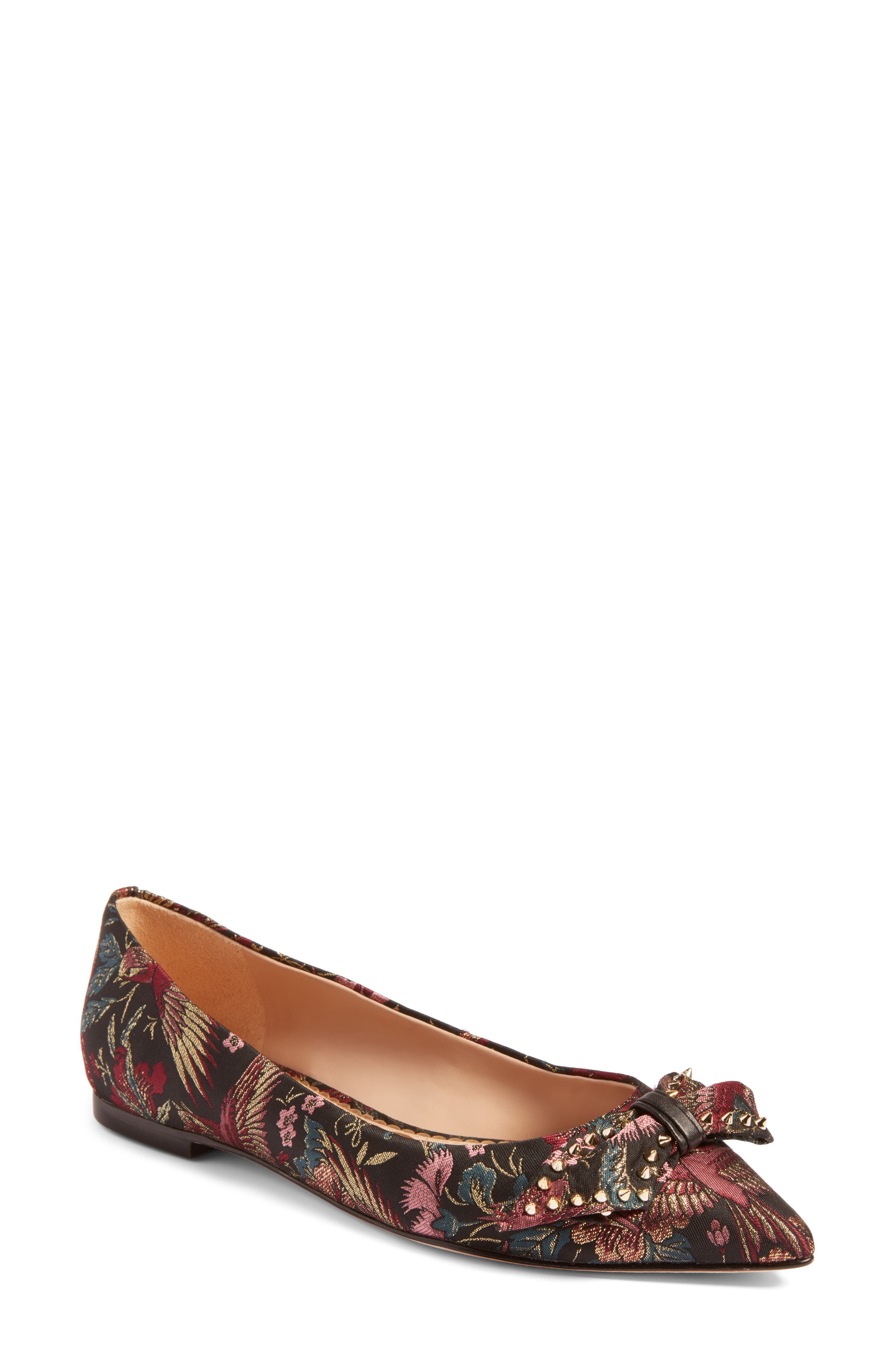 Sam Edelman Raisa Bow Flat (Women)