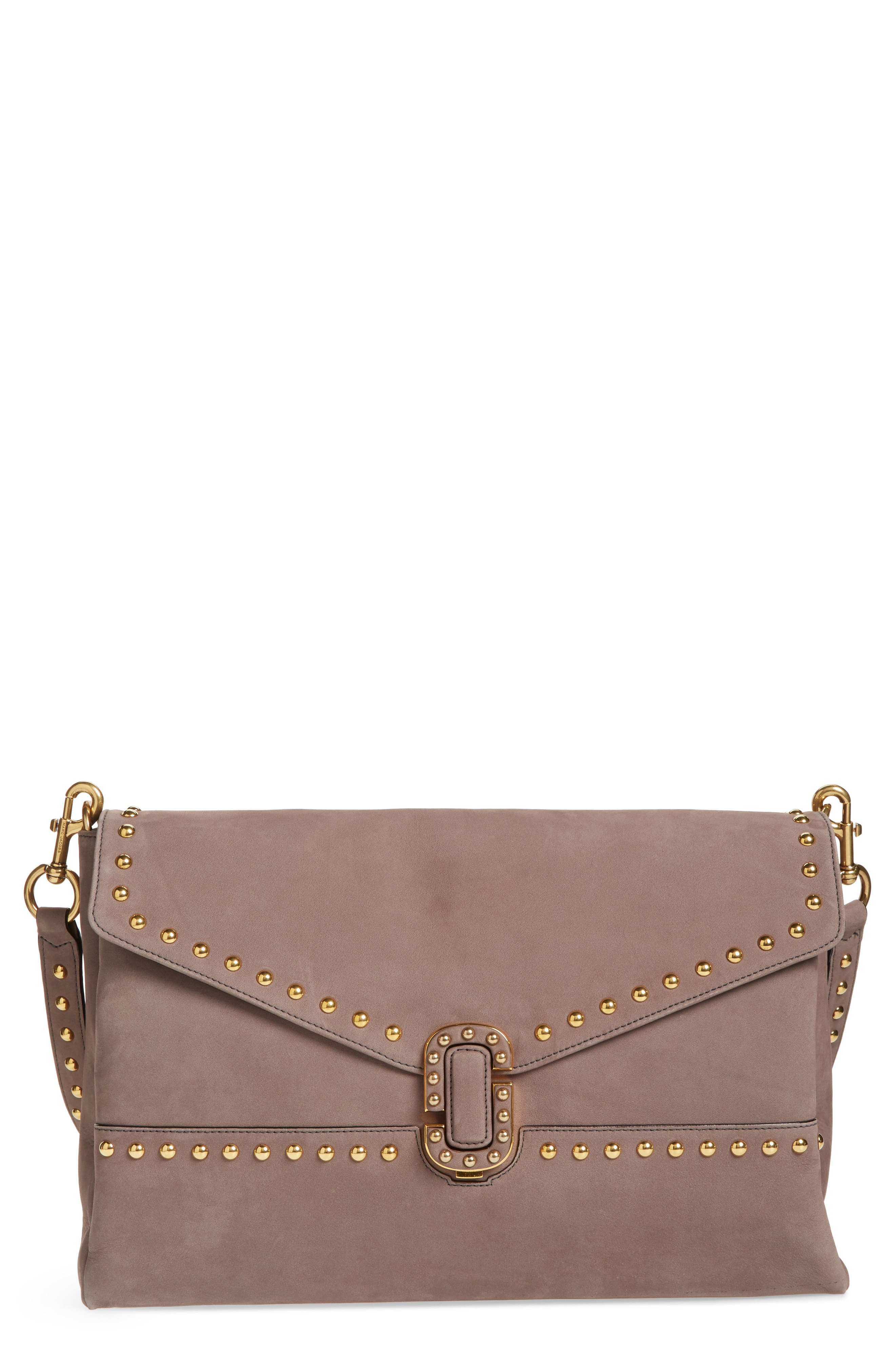 MARC JACOBS Studded Envelope Bag
