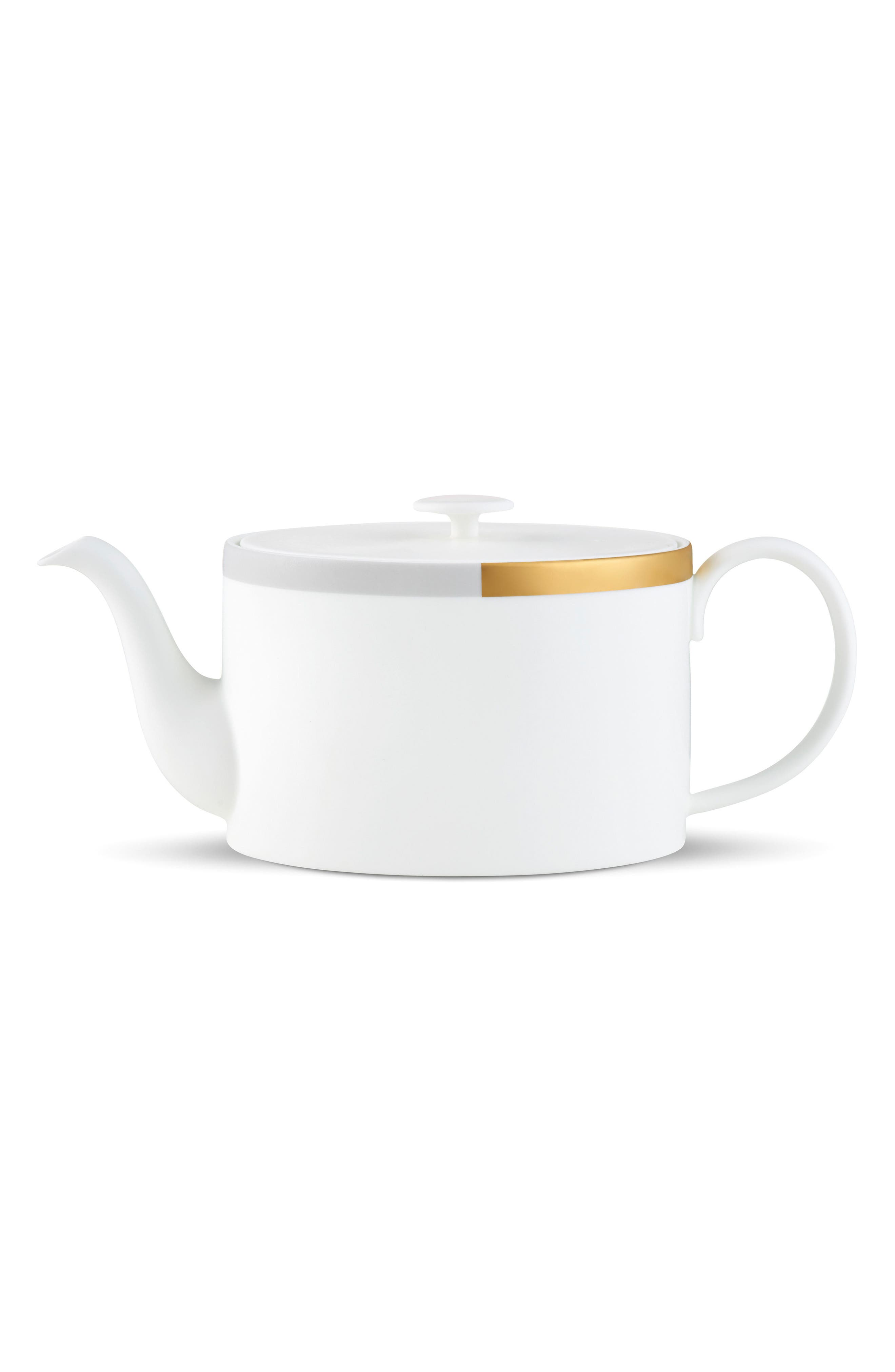 Vera Wang x Wedgewood Castillon Teapot