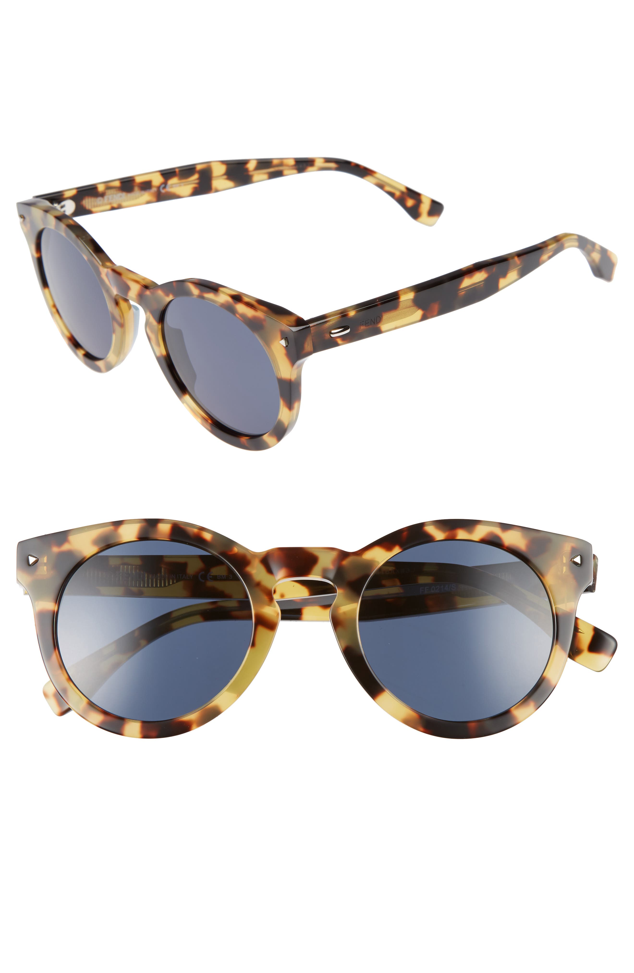 Fendi 48mm Sunglasses