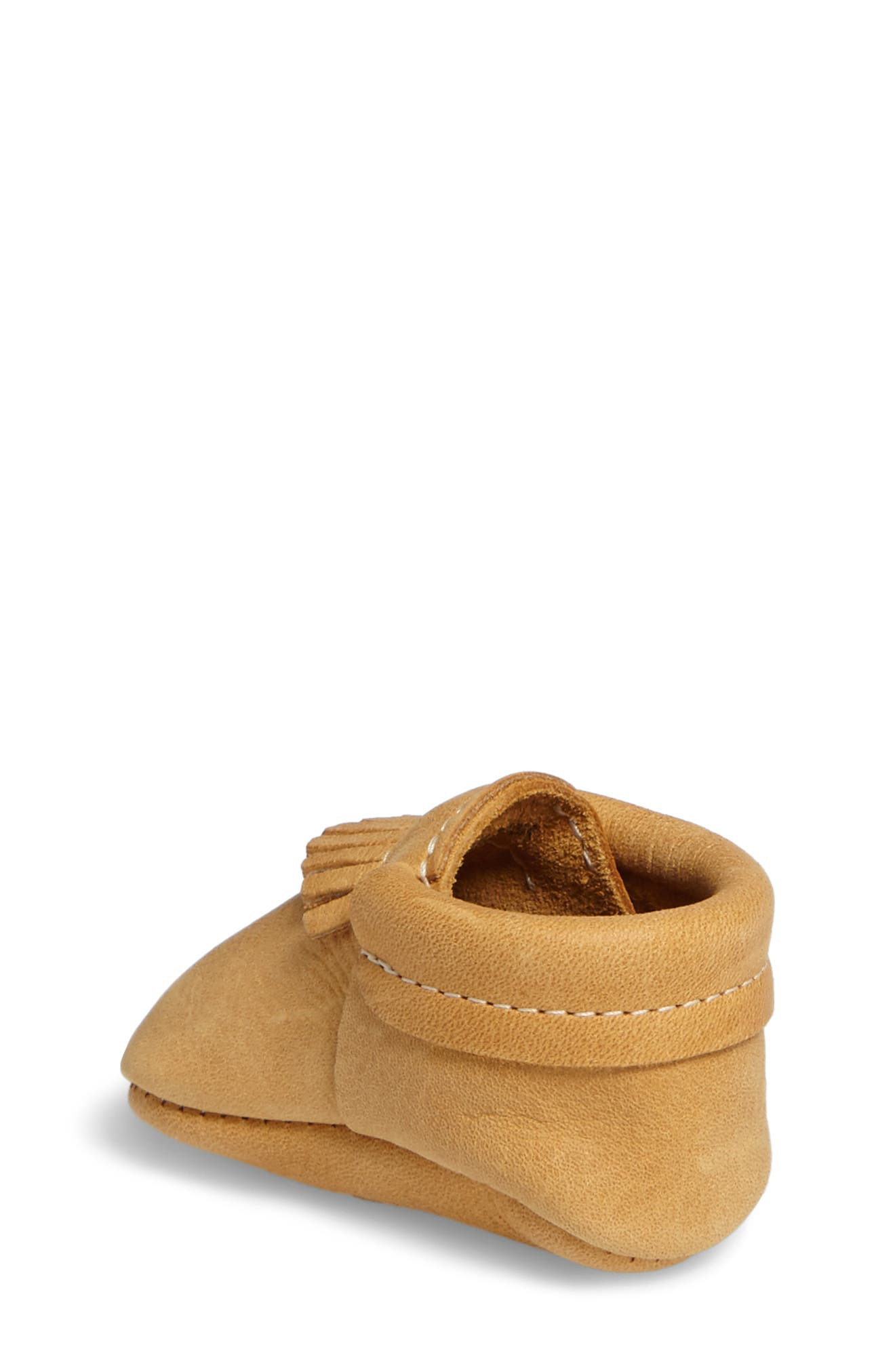 Alternate Image 2  - Freshly Picked City Moccasin (Baby & Walker)