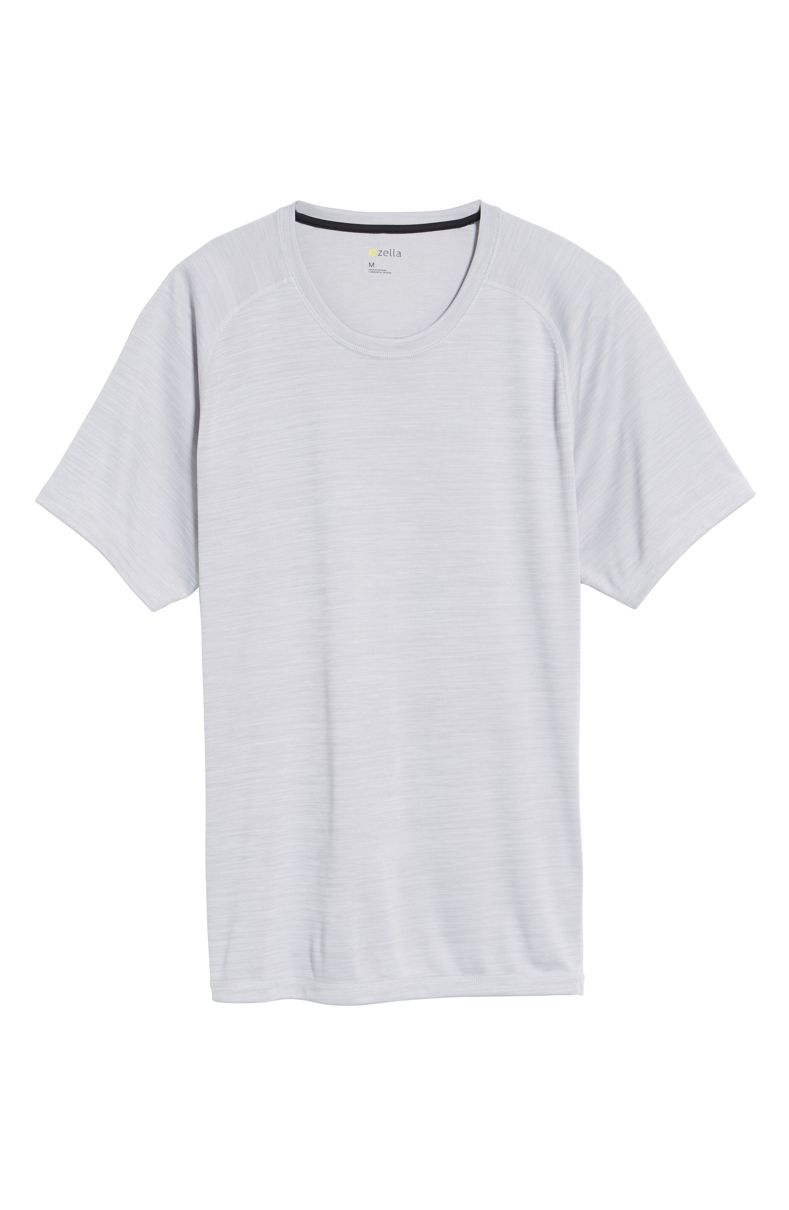 Alternate Image 4  - Zella Triplite T-Shirt