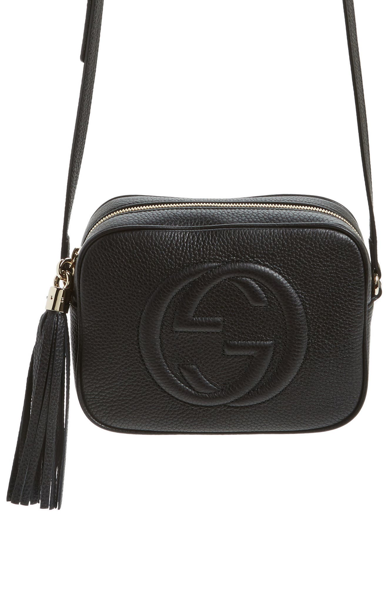 Alternate Image 6  - Gucci Soho Disco Leather Bag
