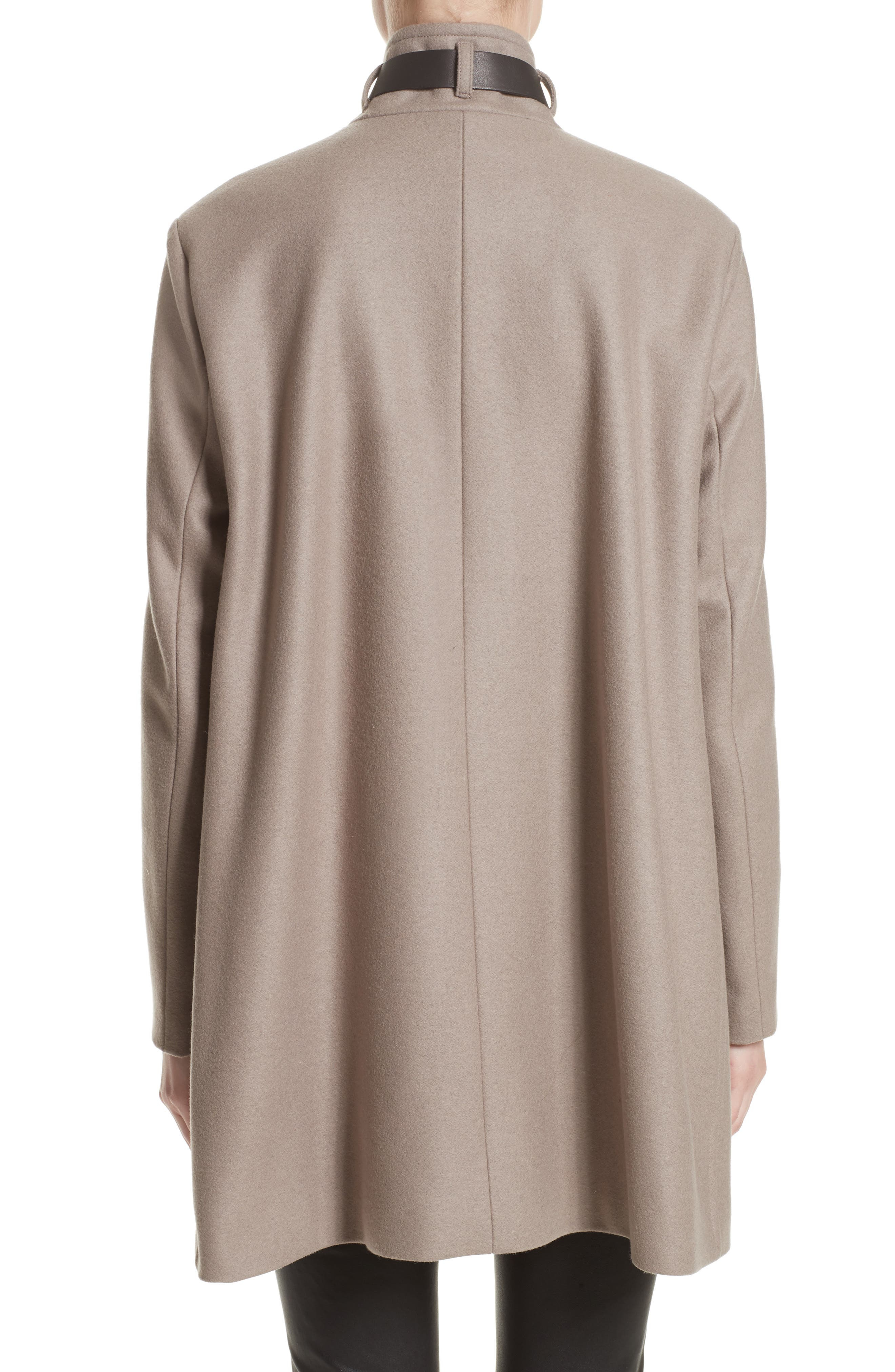 Alternate Image 2  - Belstaff Moryah Wool Blend Coat